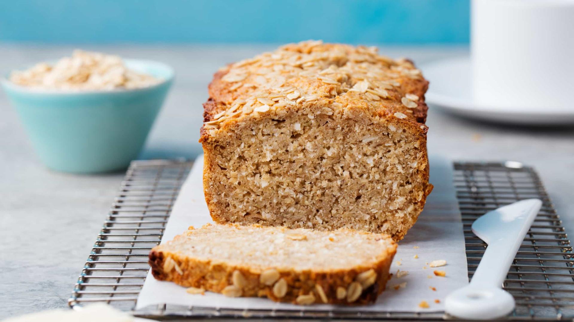Receita de pão doce com cobertura de coco