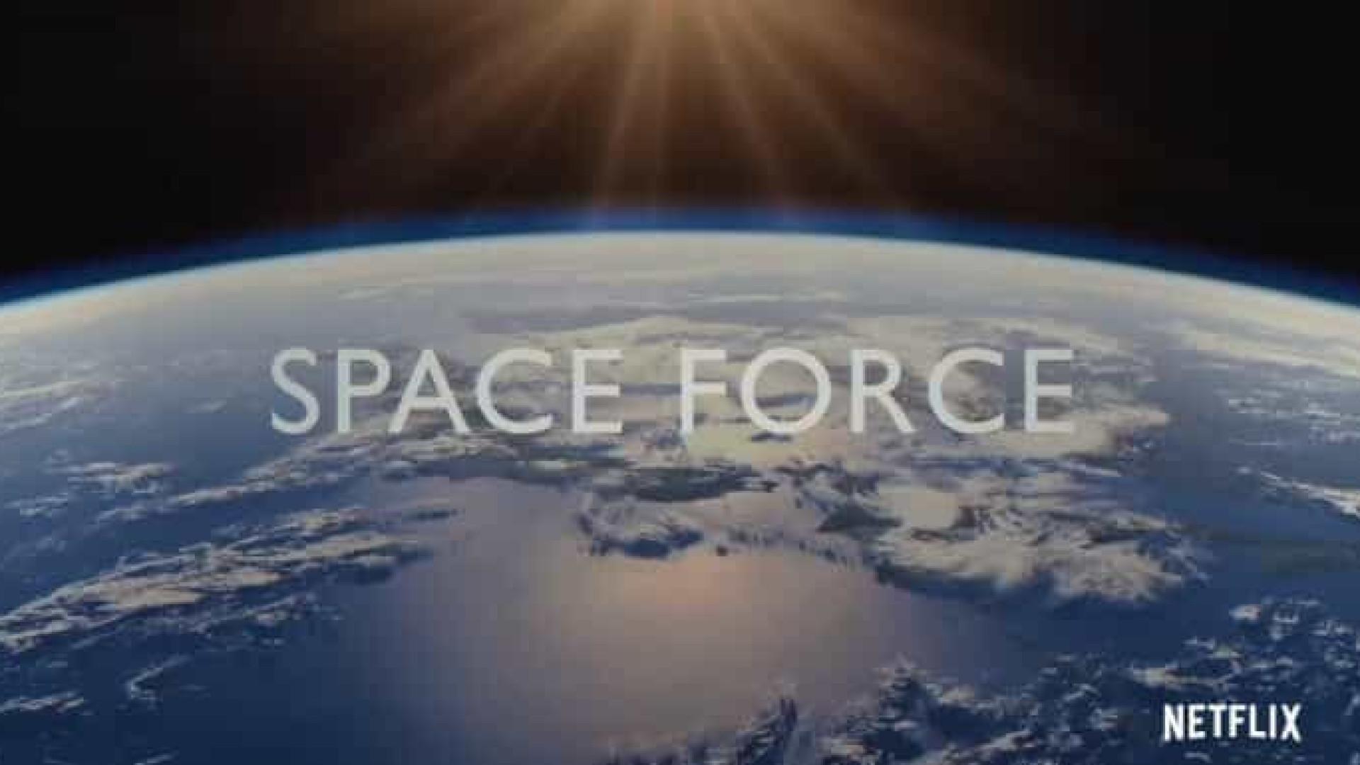 'Space Force', com Steve Carrell, faz piada com poder e militarismo
