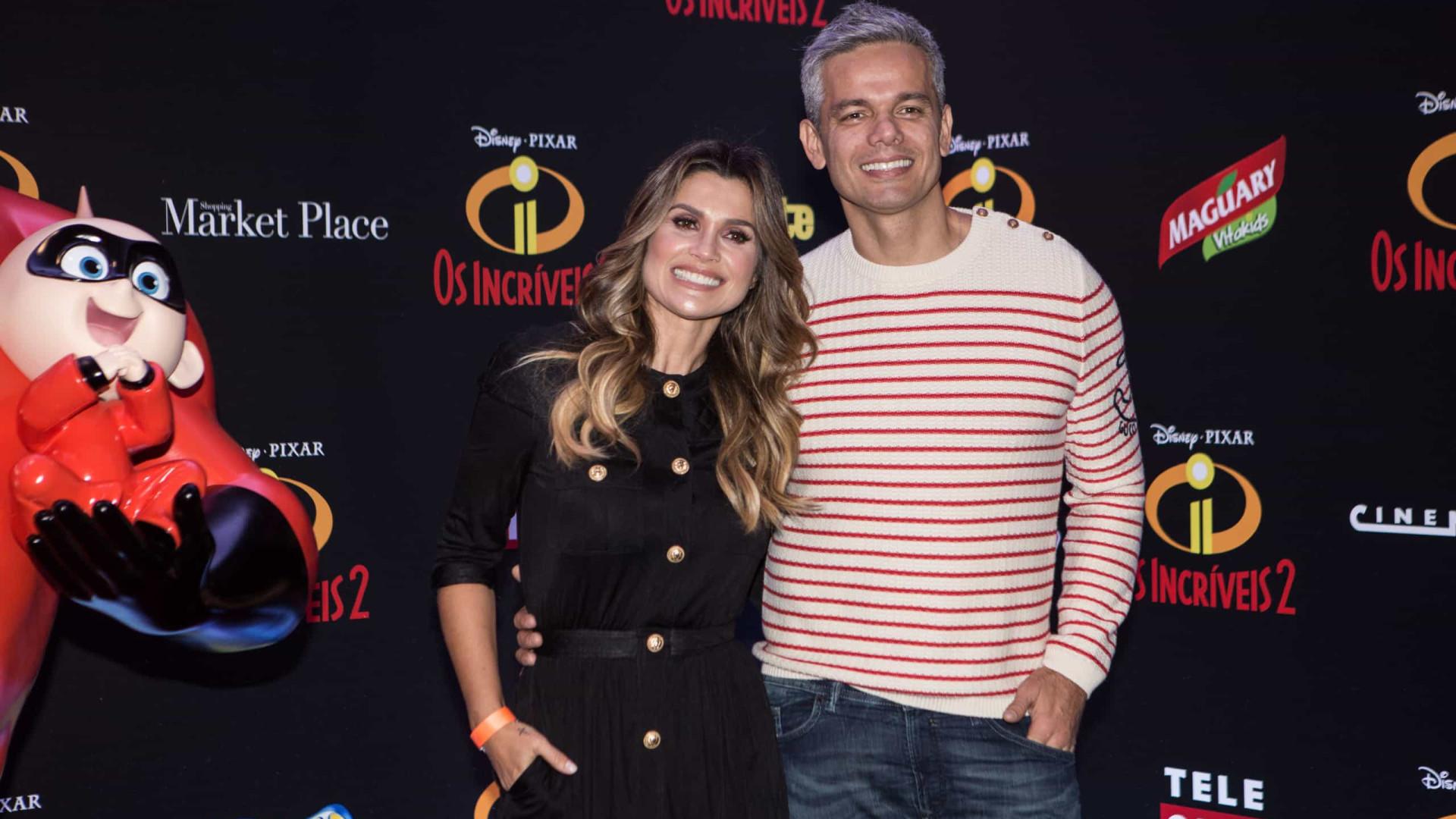 Flávia Alessandra revela já ter ficado excitada gravando cena