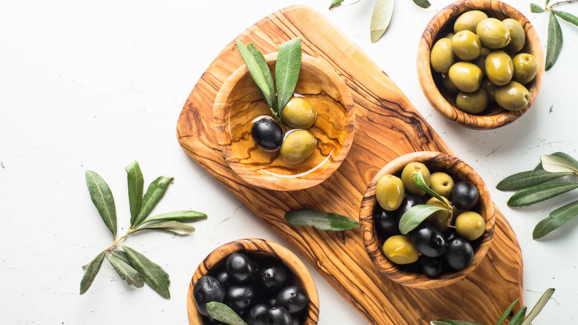 Sete benefícios surpreendentes da azeitona (coma este número por dia)