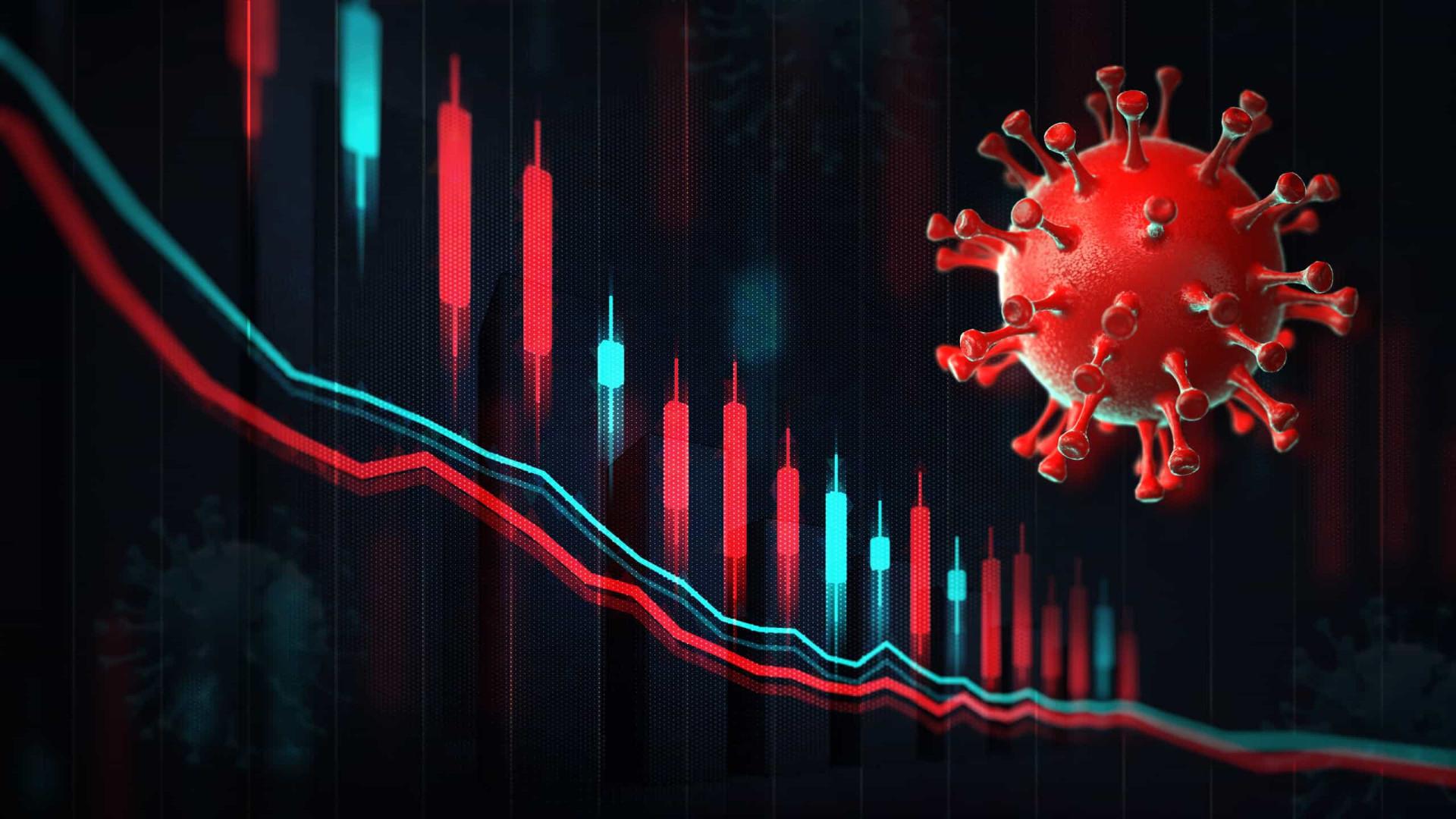 Pandemia afeta metas de fundos de pensão