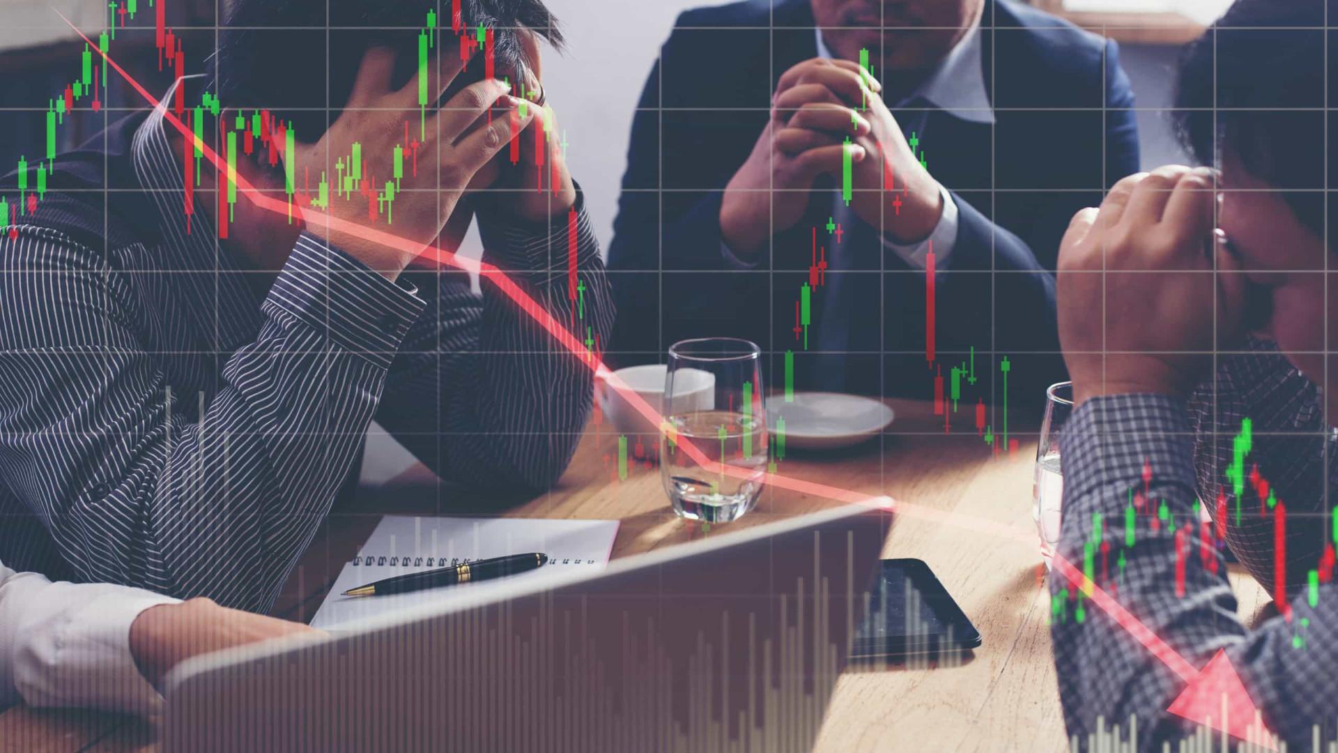 Mercado financeiro prevê queda de 6,25% na economia este ano, diz BC