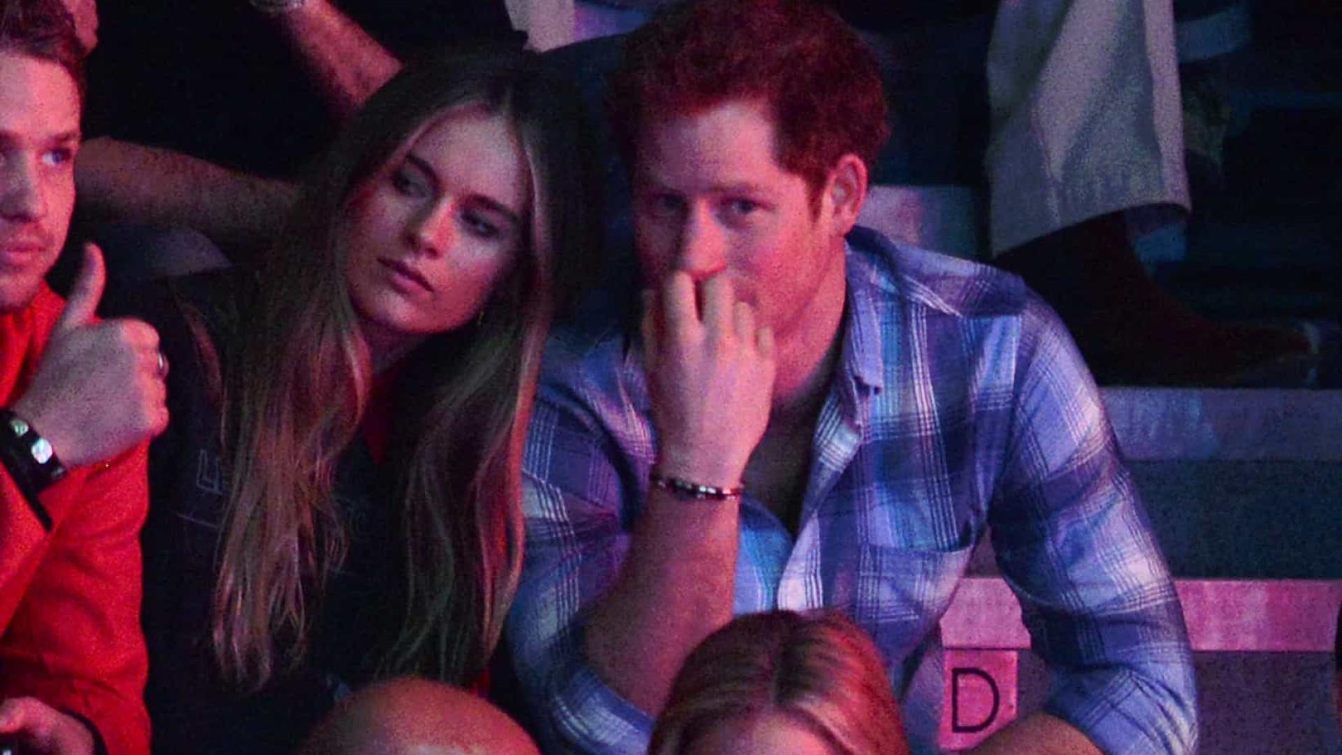 """Ex-namorada de Harry :""""Medo de falhar, de não ser perfeita"""""""
