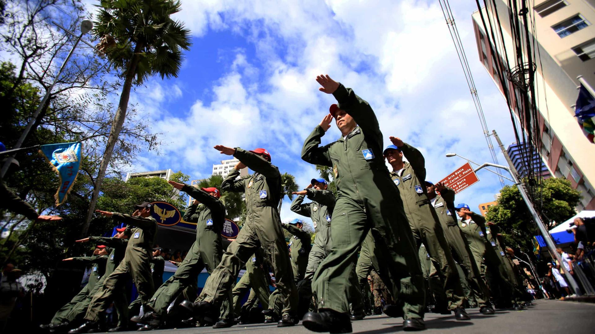 Exército mantém carteira de R$ 1 bi em obras do governo
