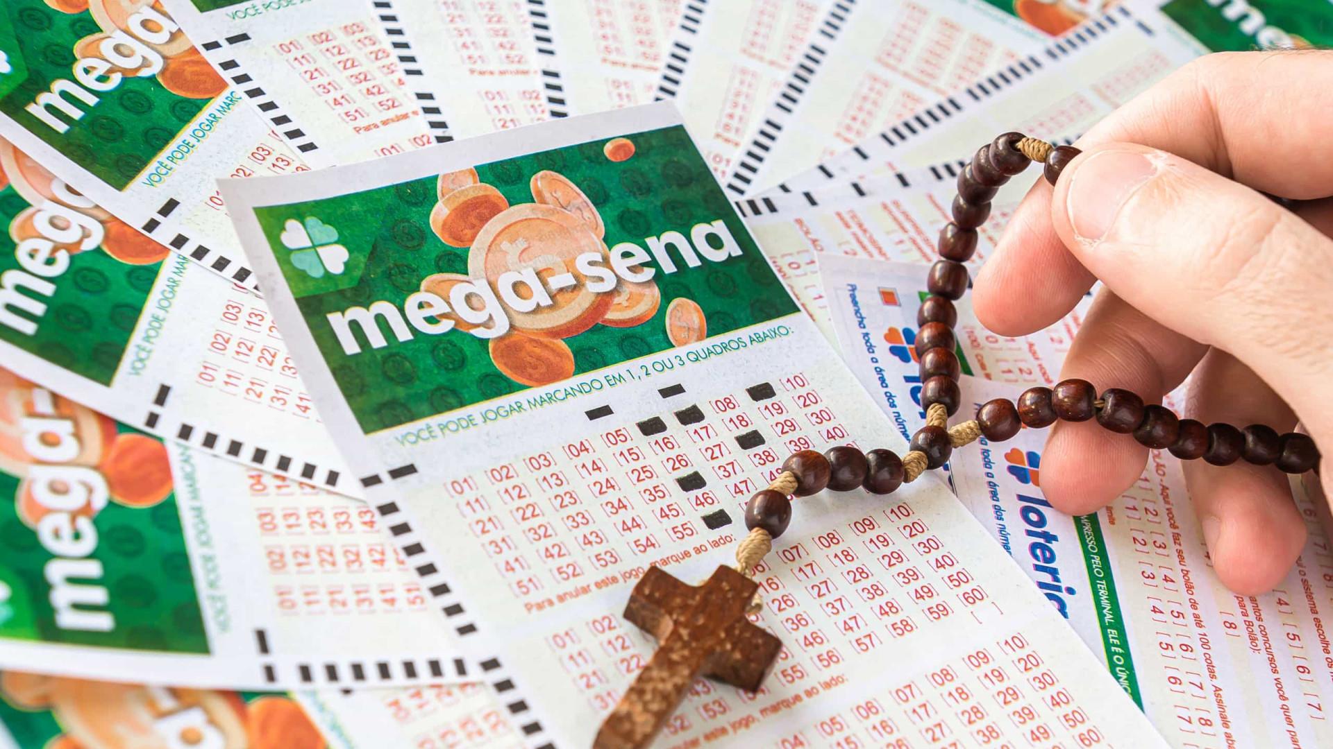 Mega-Sena acumula e prêmio vai para R$ 13 milhões