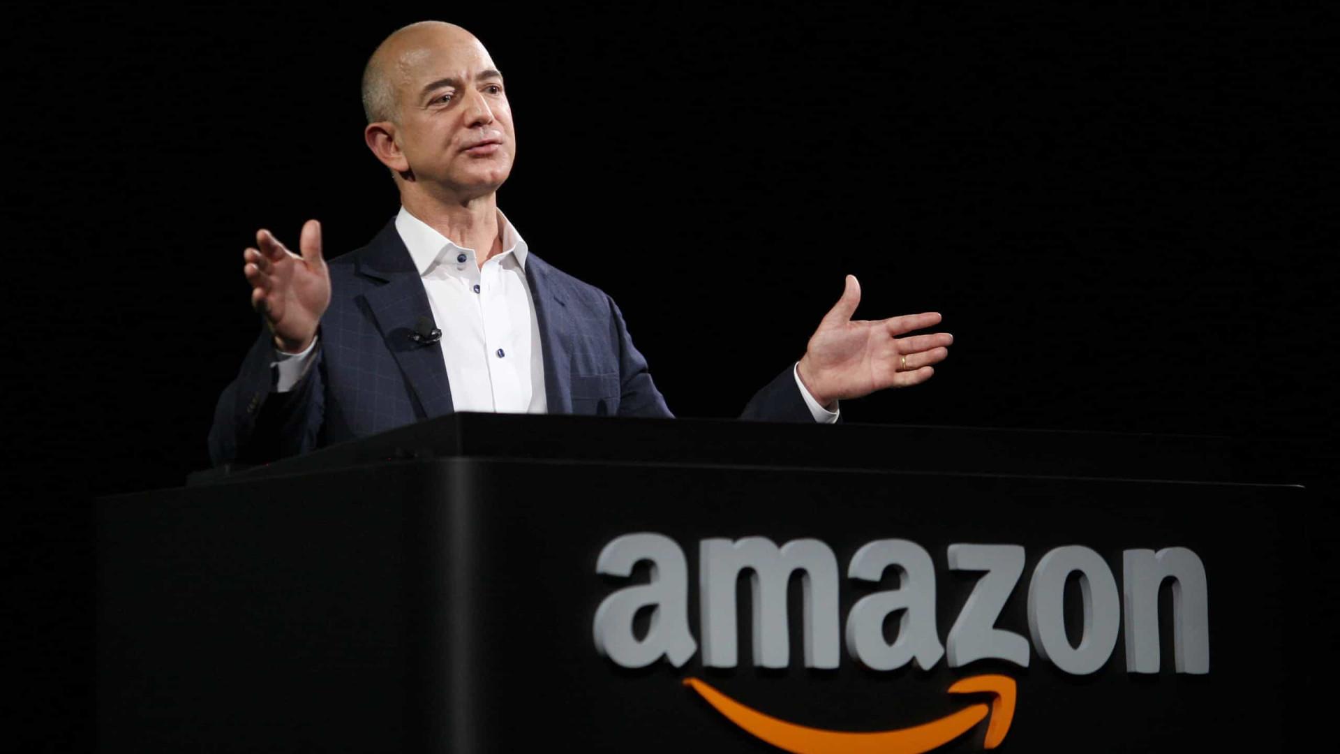 'A imagem da Amazon melhora sem Bezos no comando', diz Brad Stone