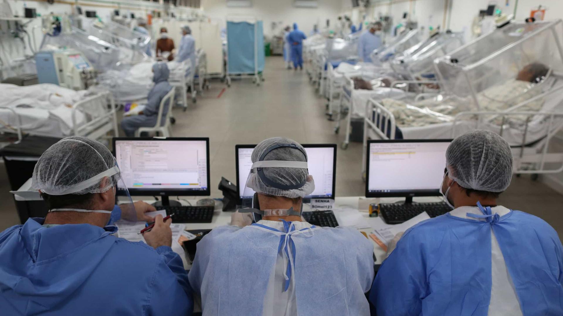 Colapso no RN: 'ela vai entrar aqui para morrer', diz médica