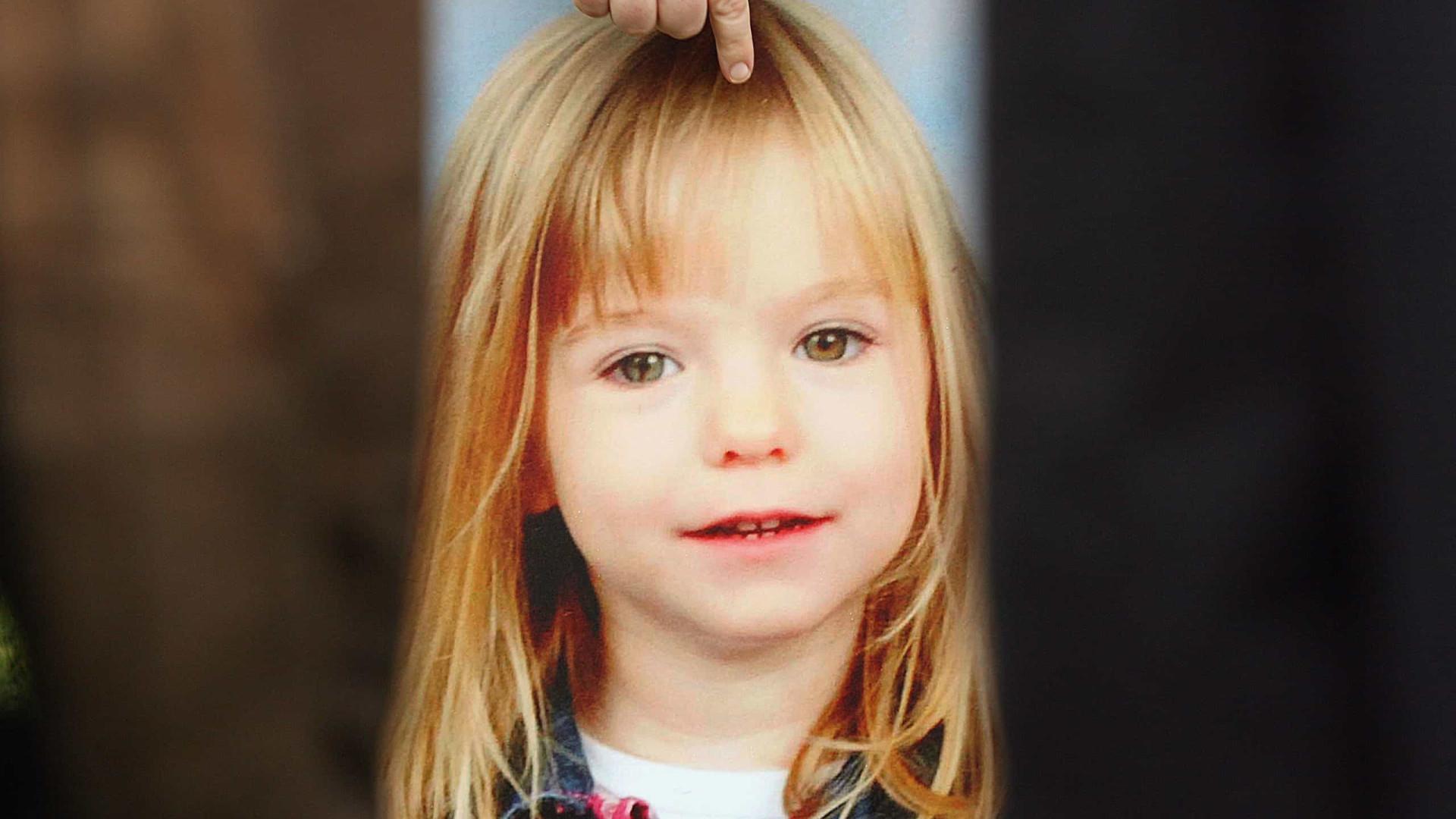 Promotoria alemã afirma acreditar que Madeleine está morta