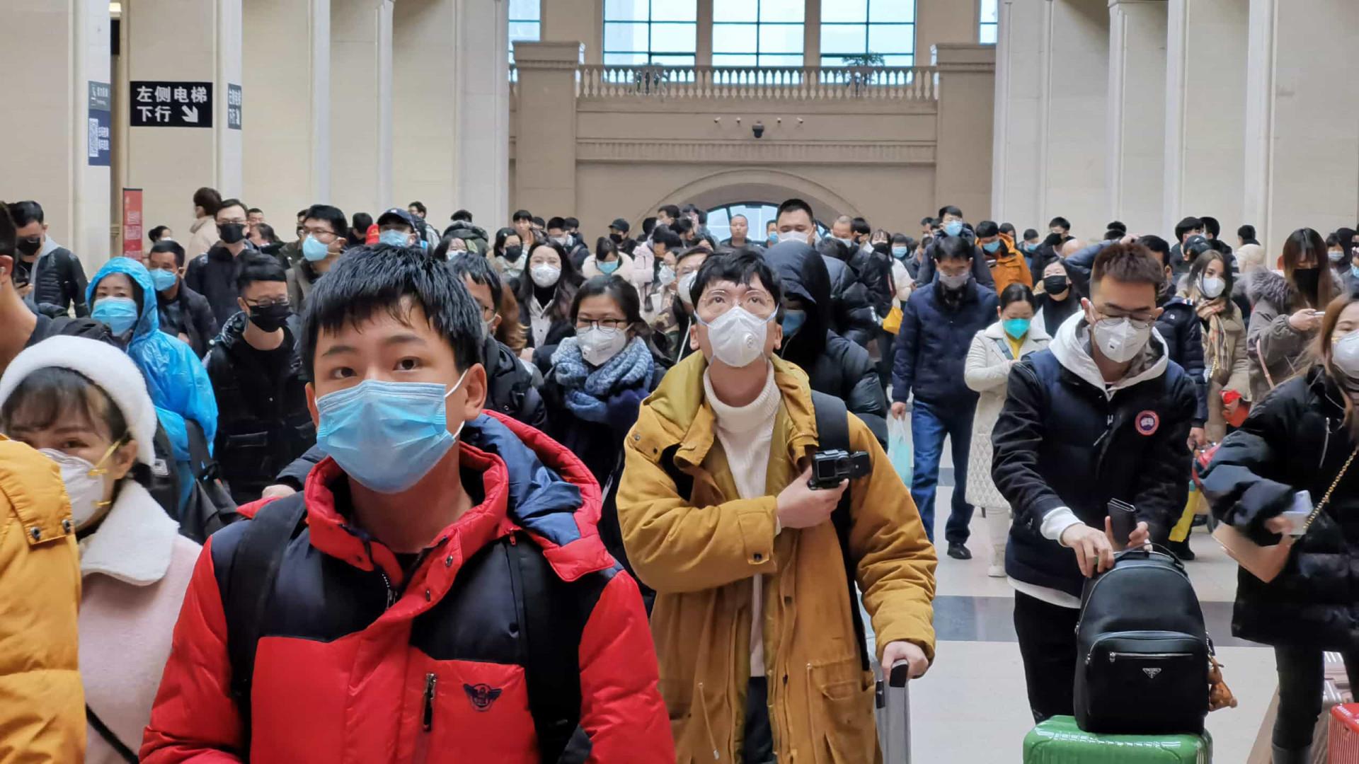 Mais de 385 mil mortos e de 6,5 milhões de infectados em todo mundo