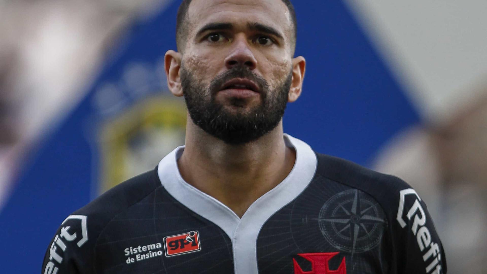 Leandro Castán vê Vasco em momento muito complicado no Brasileirão