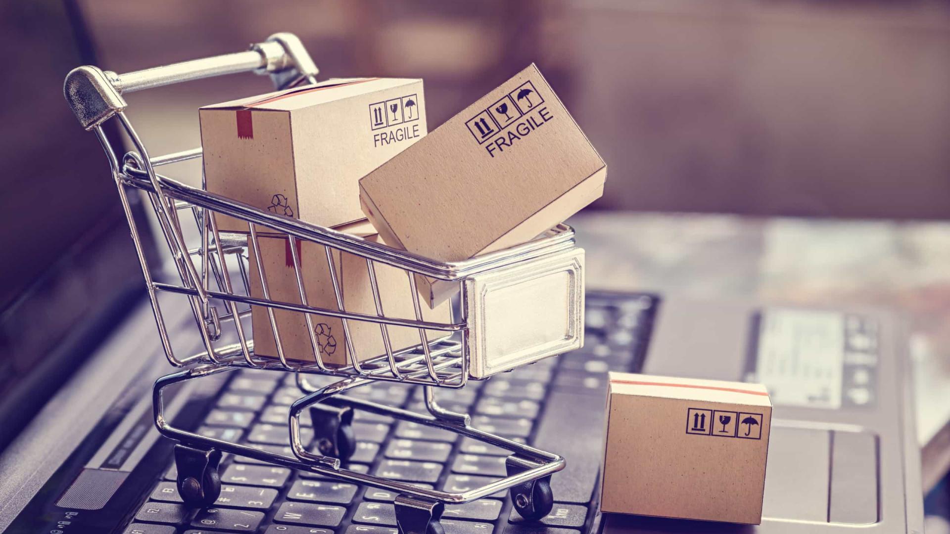 Brasil registra abertura de mais de uma loja virtual por minuto
