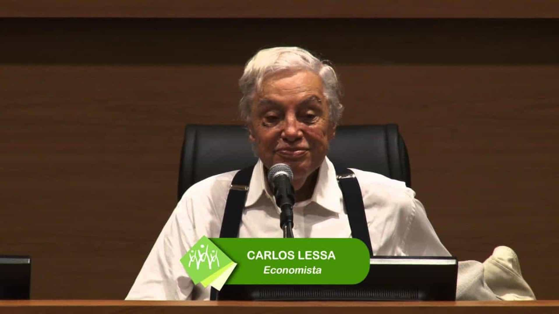 Morre o economista Carlos Lessa, ex-presidente do BNDES