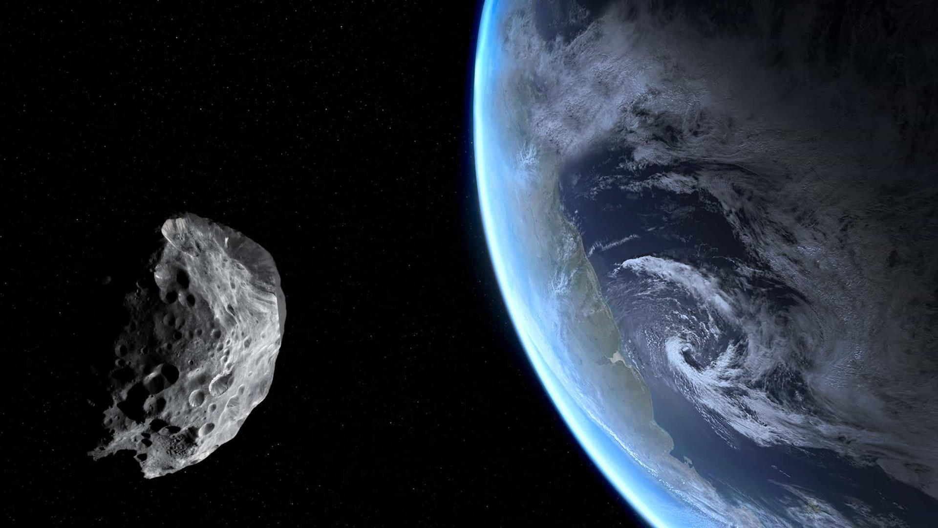Asteroide com quase 5 vezes o tamanho do Morumbi passou pela Terra