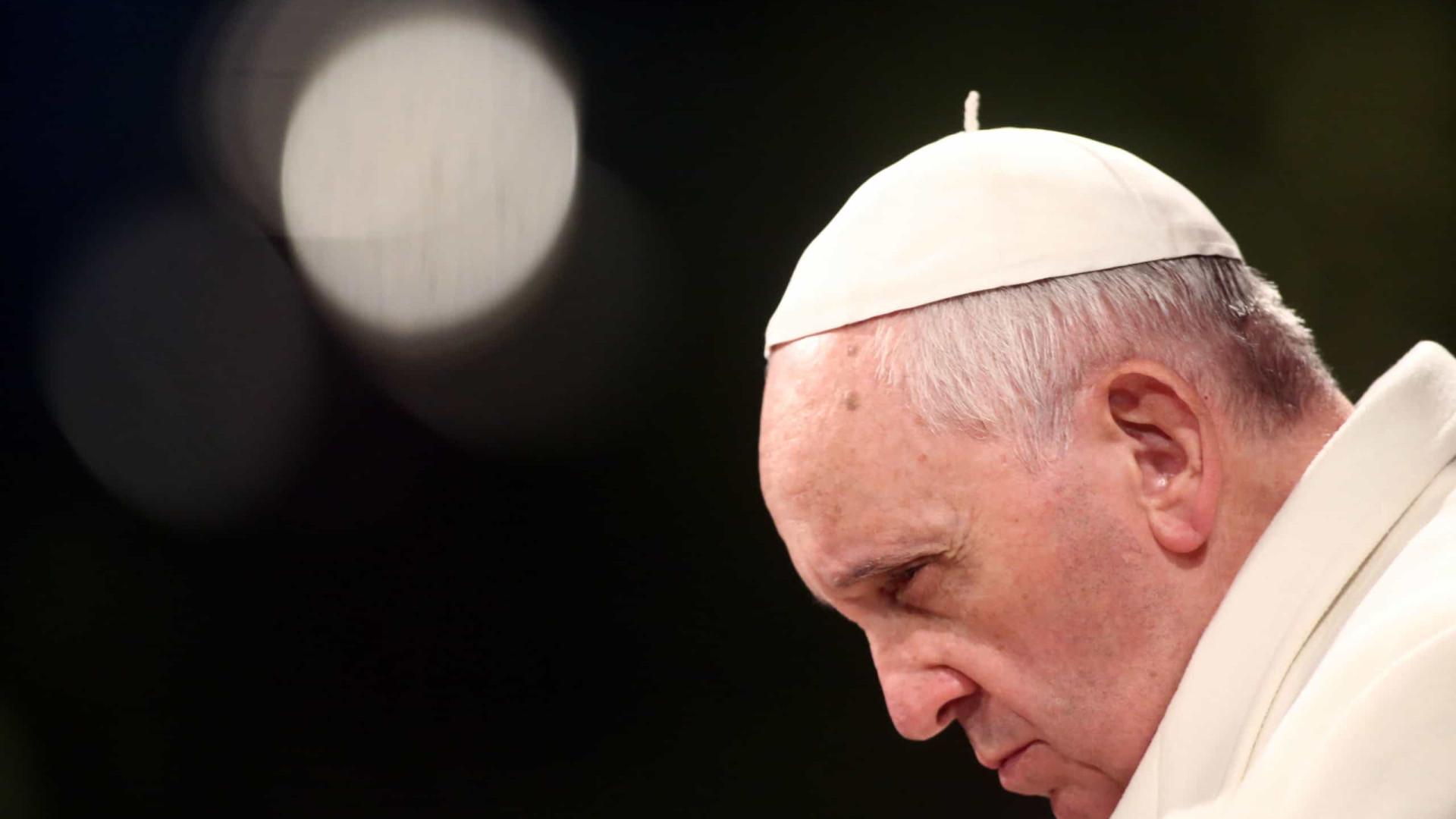 Papa Francisco dedica oração aos afetados pela covid-19 em Manaus