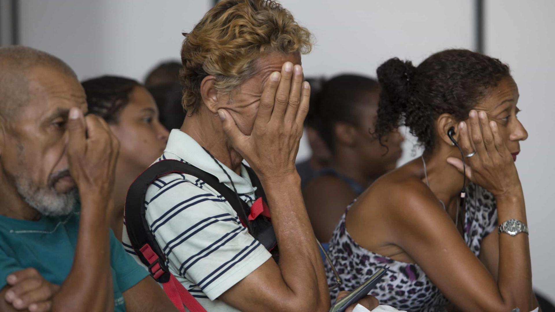 Primeiro mês de isolamento destruiu 8,6 milhões de empregos