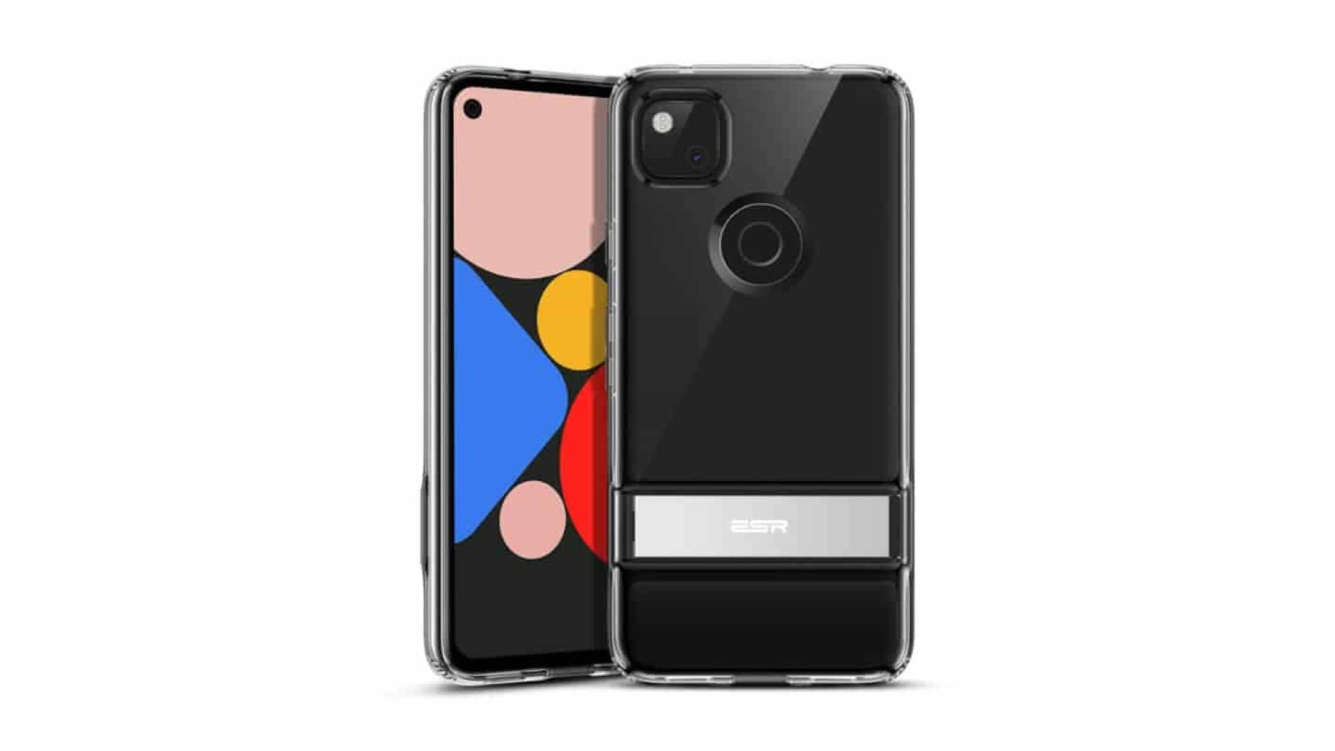 Smartphone Pixel 4a pode ter sido revelado por acidente