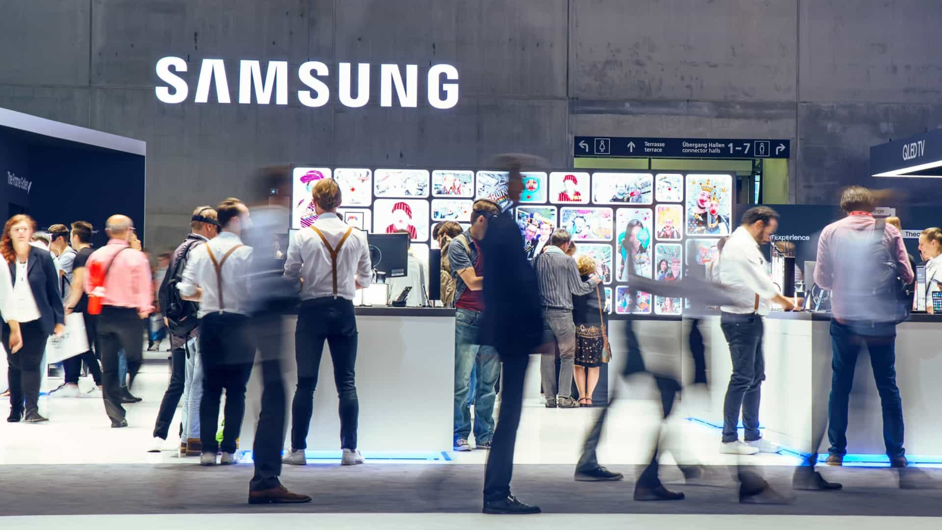 Samsung desenvolve 6G e espera velocidade 50 vezes superior