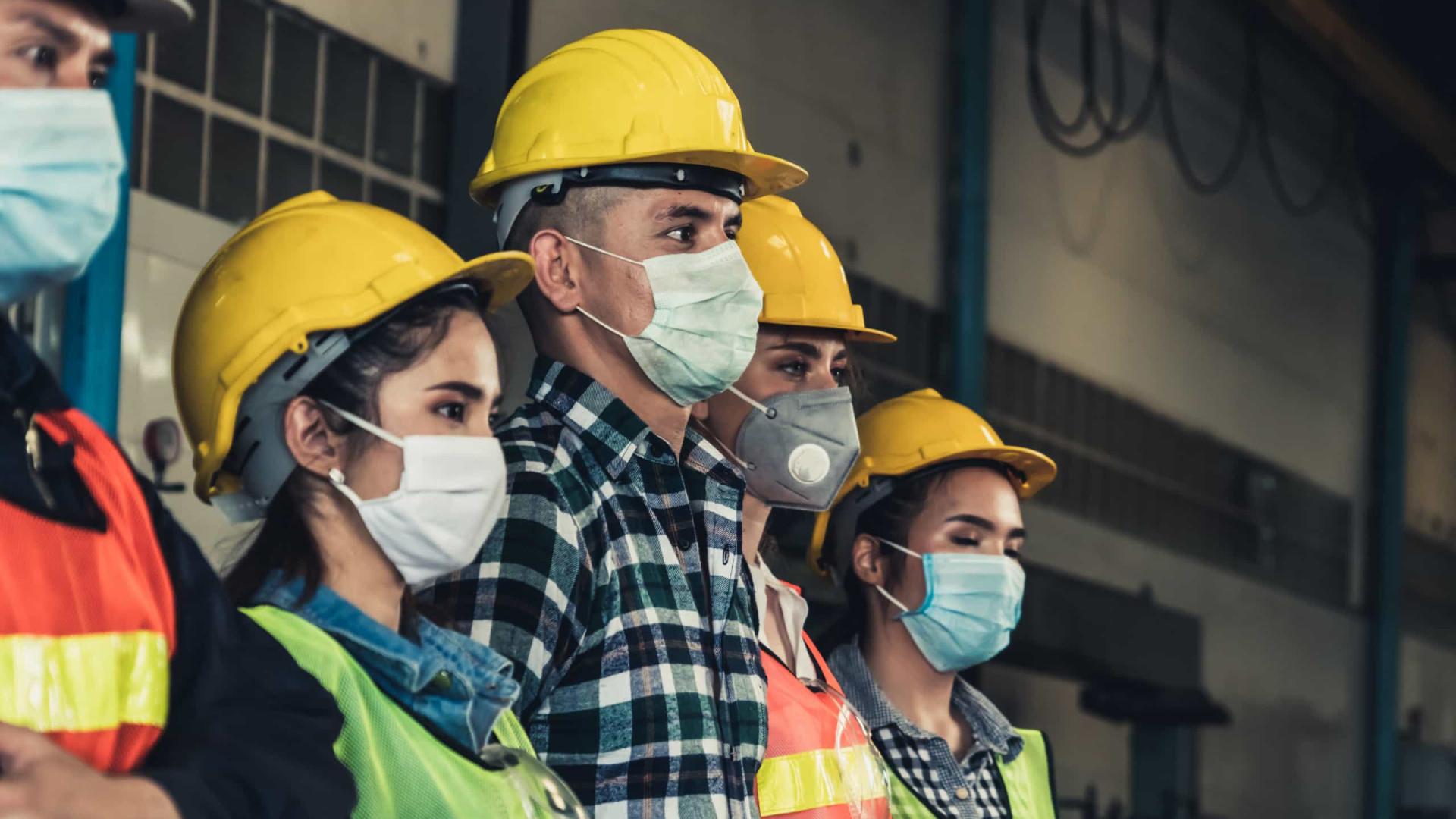 10 milhões tiveram contrato suspenso ou o salário reduzido na pandemia