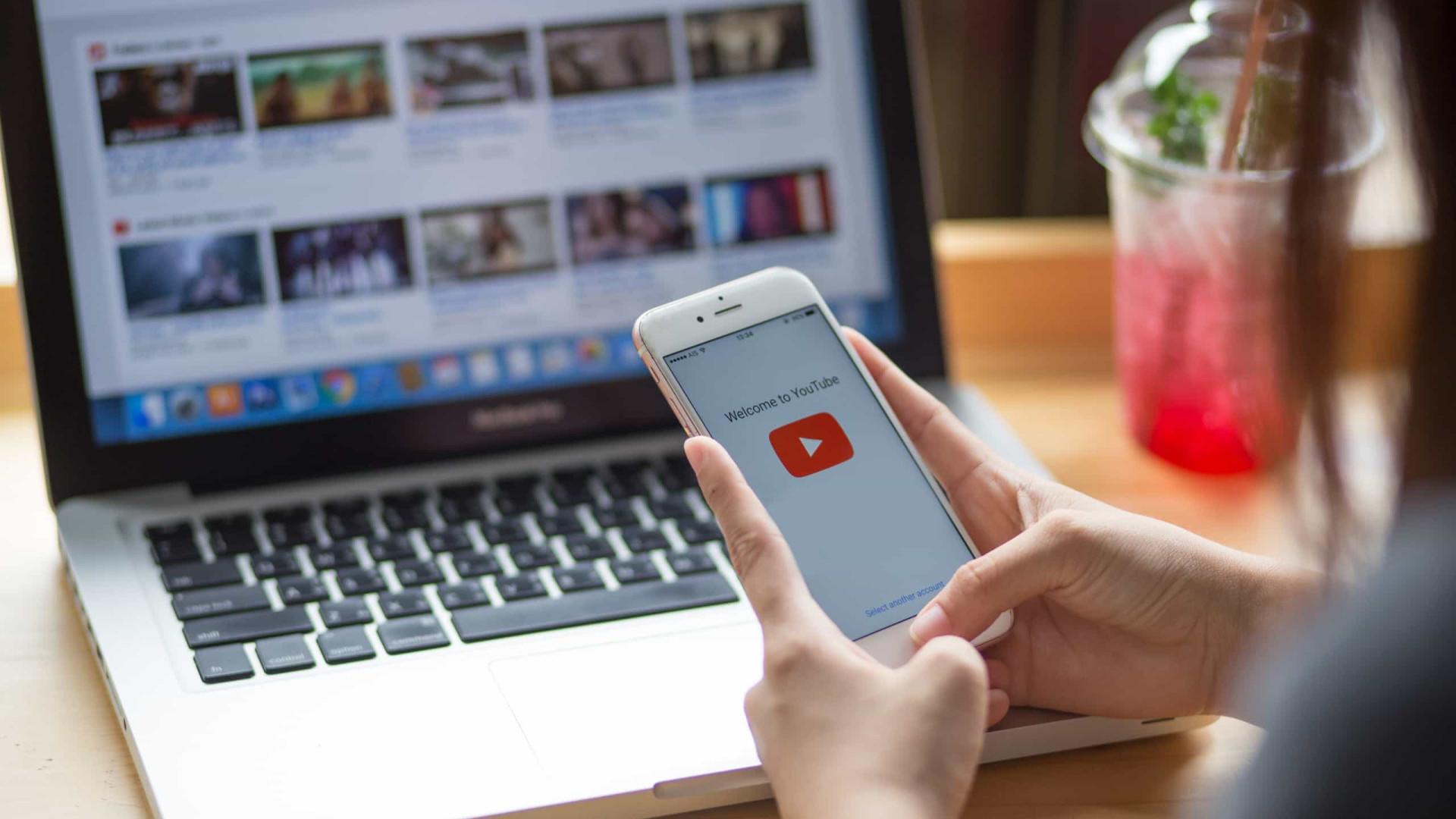 Erro no YouTube permite ver vídeos sem publicidade
