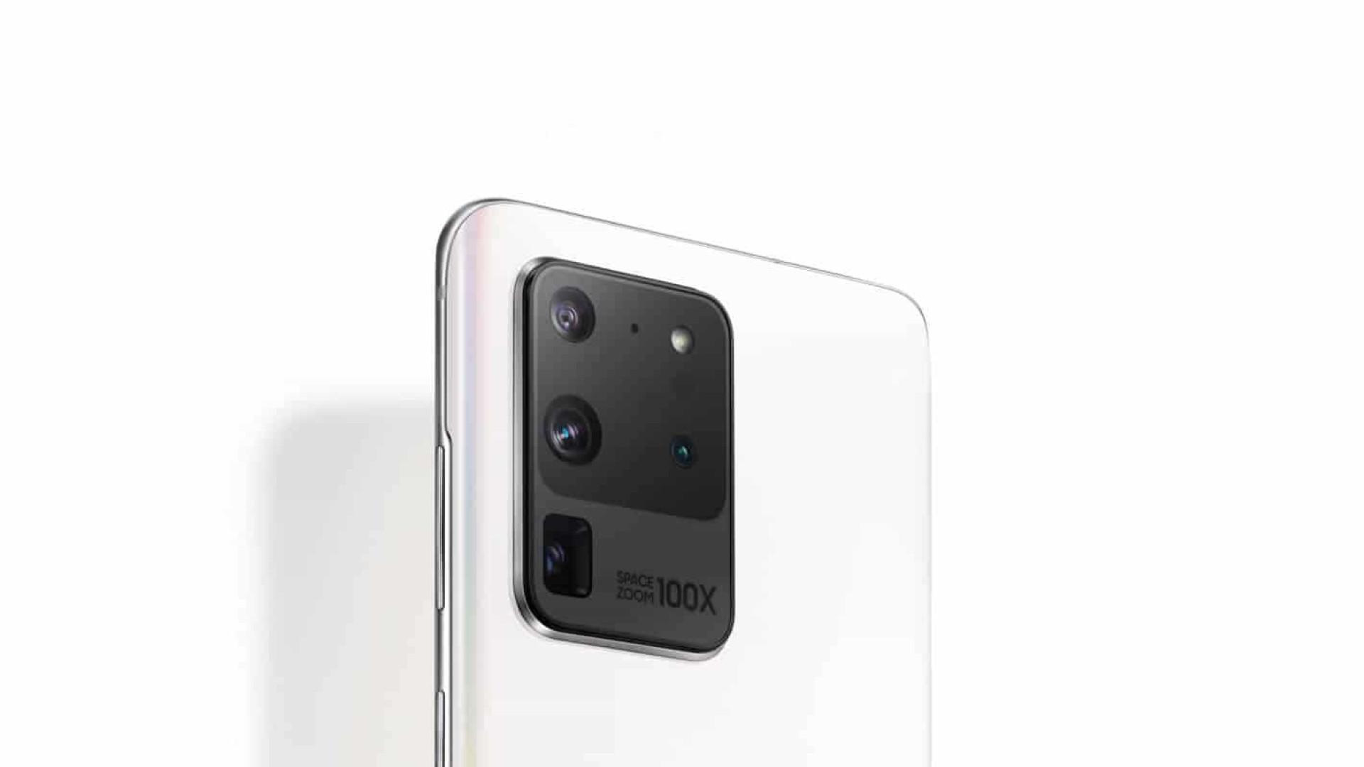Samsung anunciou edição limitada do Galaxy S20 Ultra