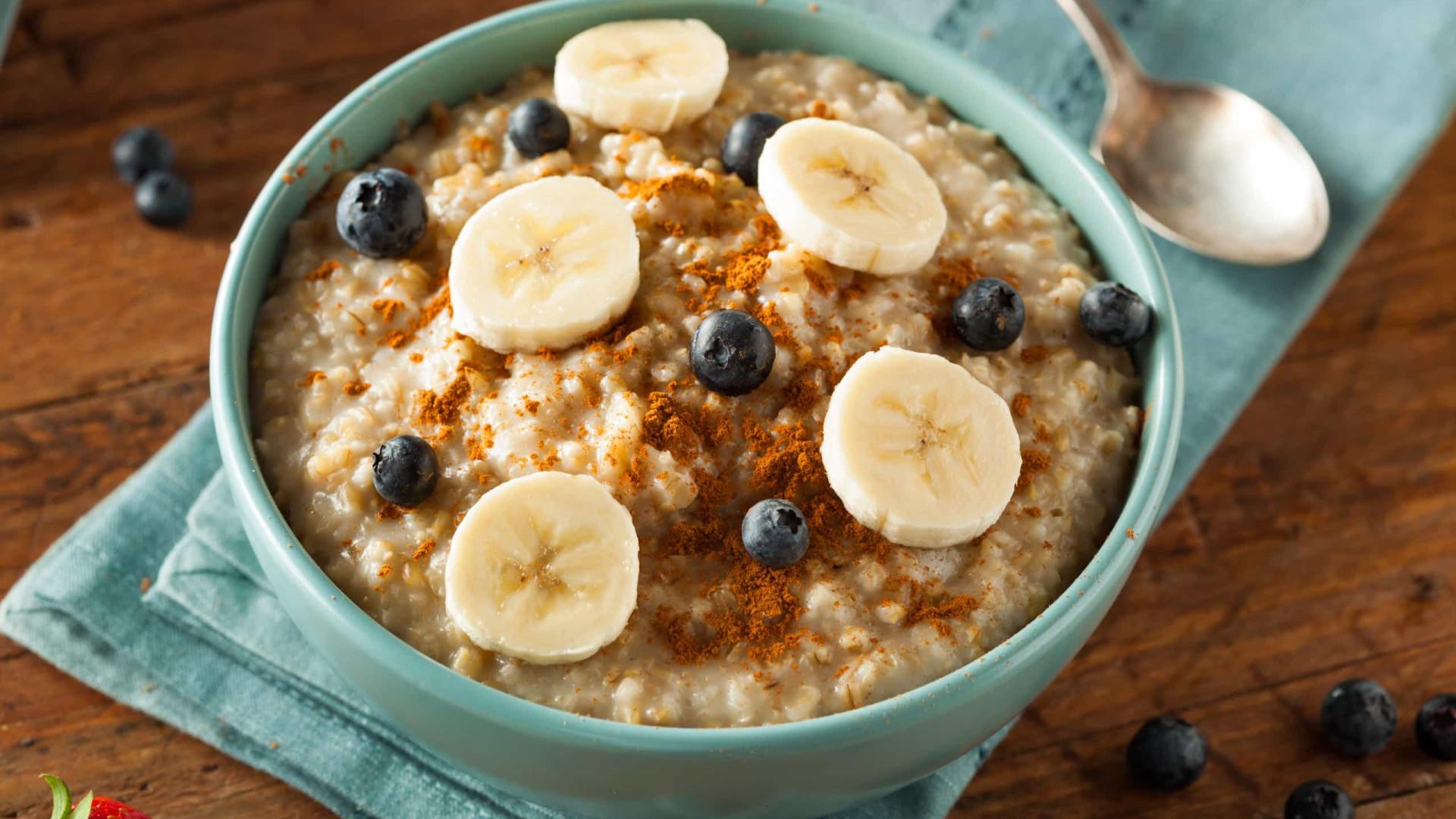 Quatro boas razões para comer aveia no café da manhã