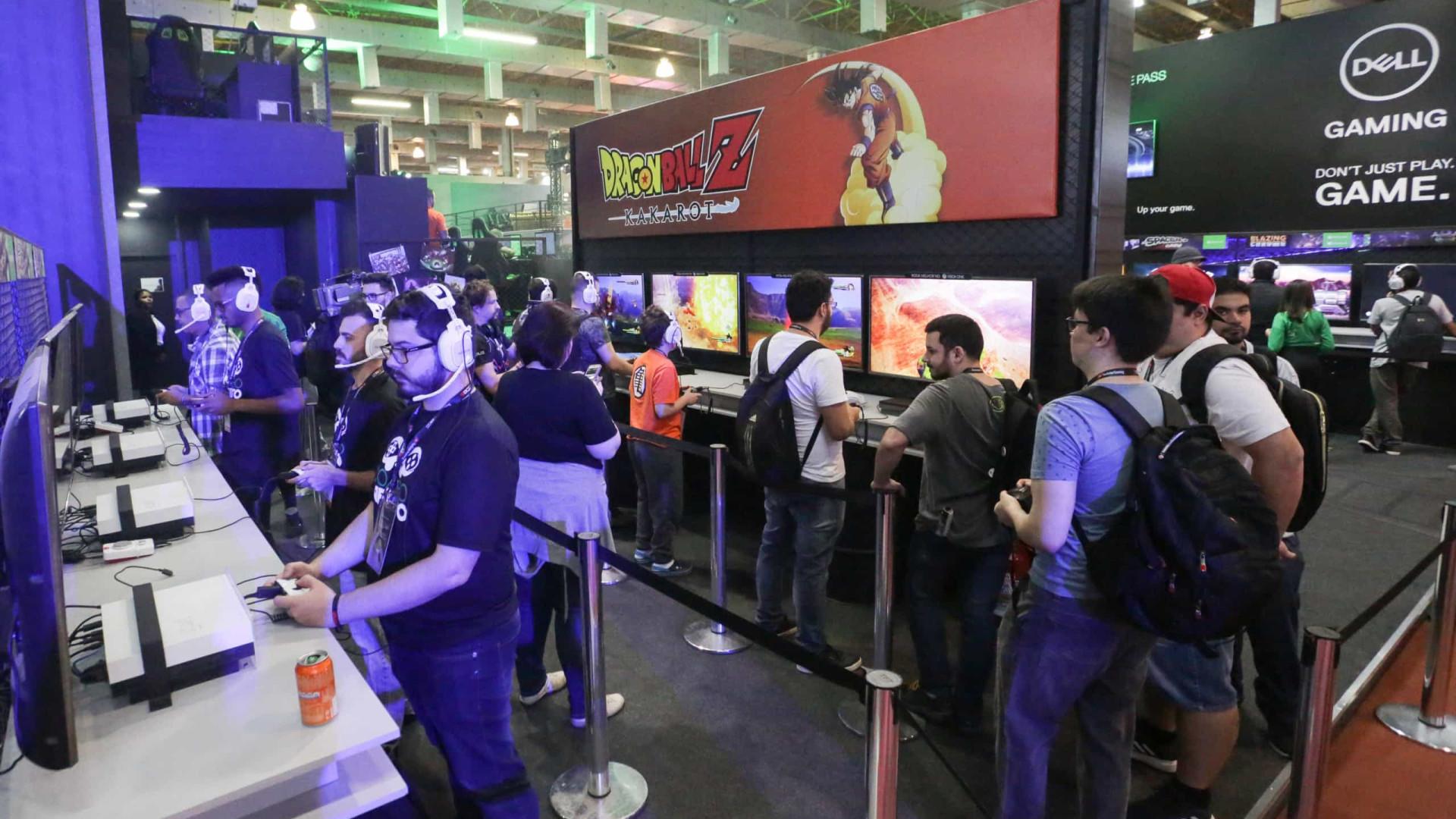 Brasil Game Show é adiada para 2021