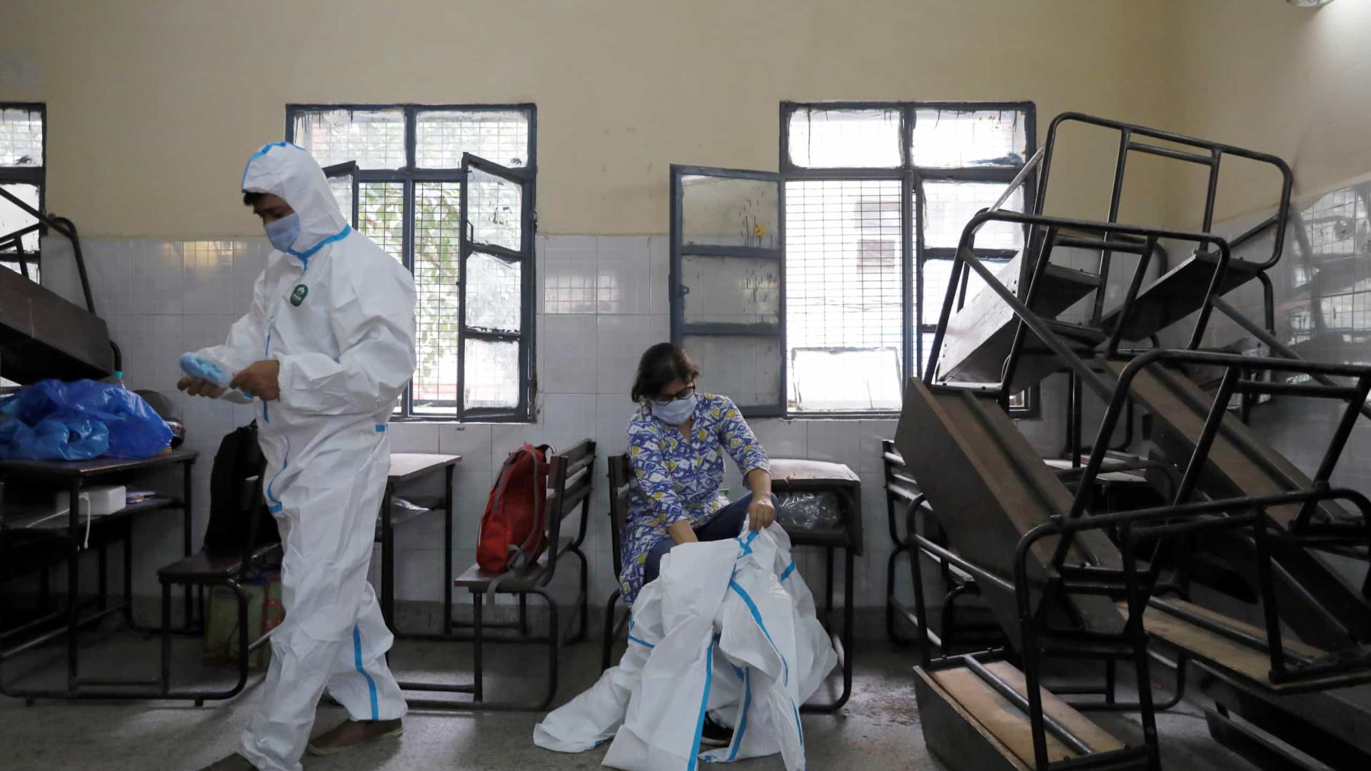 Vírus já matou mais de 483 mil pessoas e infectou acima de 9,5 milhões