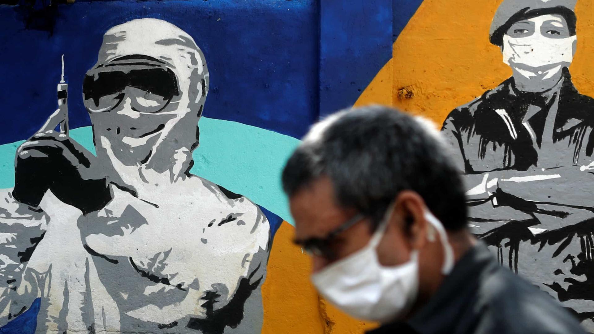 Mundo: vírus matou quase 480 mil pessoas e infectou mais de 9,3 milhões