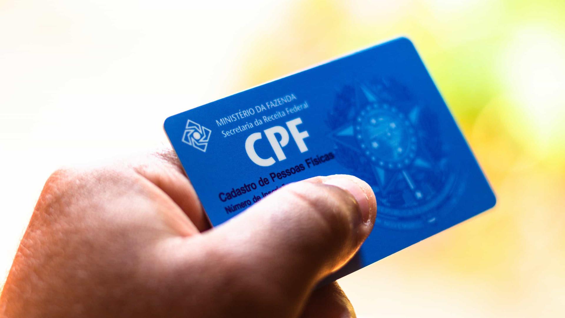 Saiba como saber se CPF foi usado por terceiros