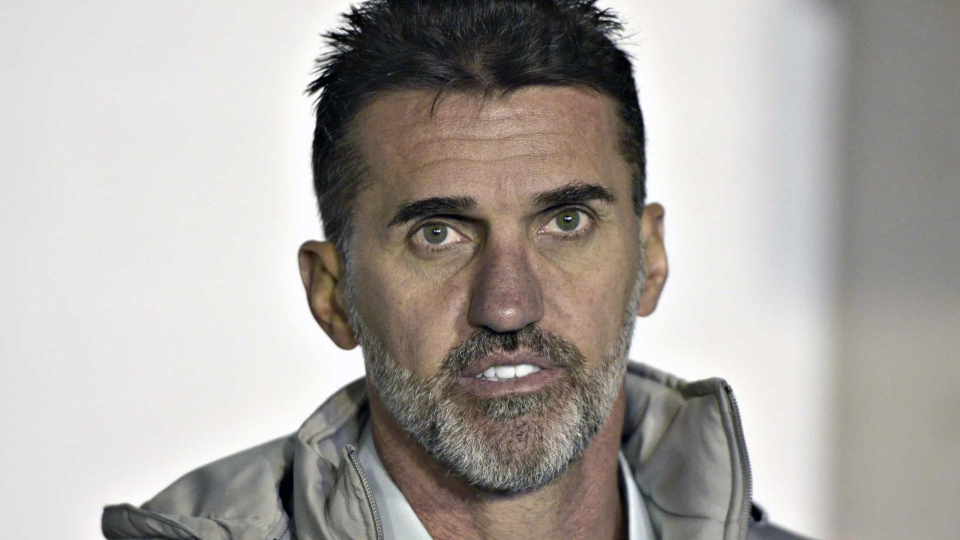 Vagner Mancini é anunciado como novo técnico do Atlético-GO