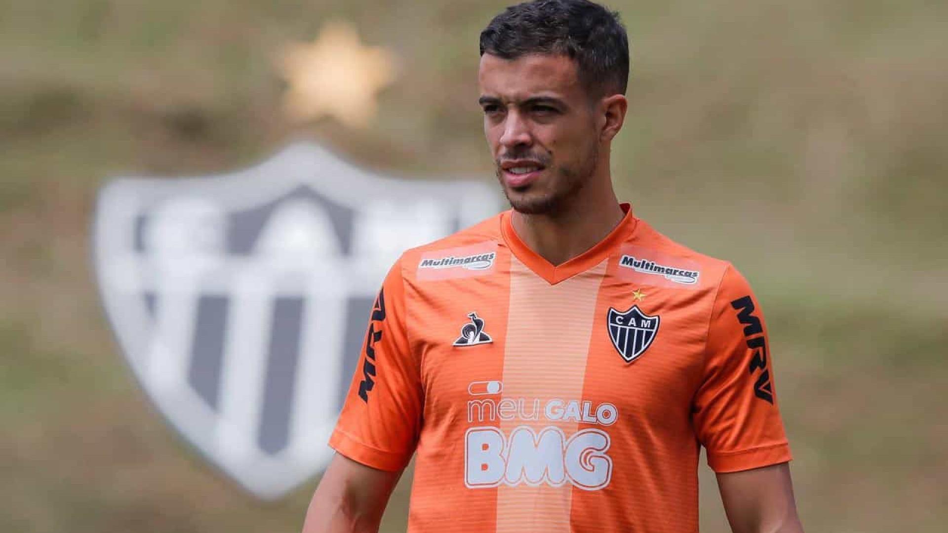 Atlético-MG acerta rescisão de contrato com argentino Franco Di Santo