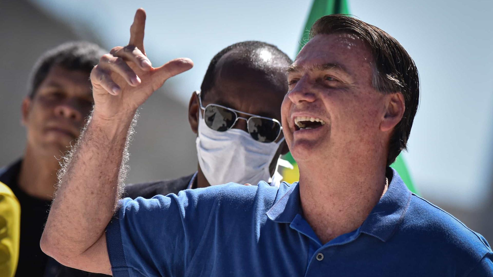 Covid-19: Falas de Bolsonaro podem ter matado mais seus eleitores