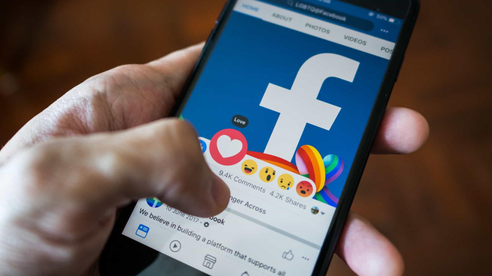 Facebook priorizará notícias com fontes de informação identificadas