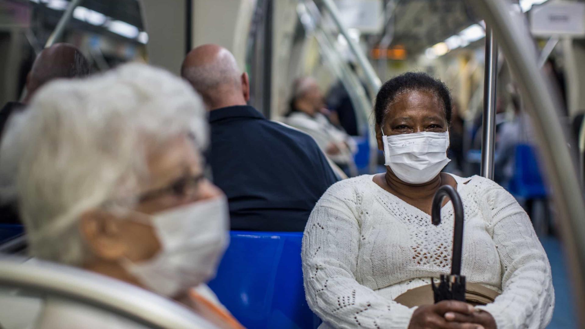 Estado de São Paulo se aproxima de 1 milhão de casos confirmados de covid-19