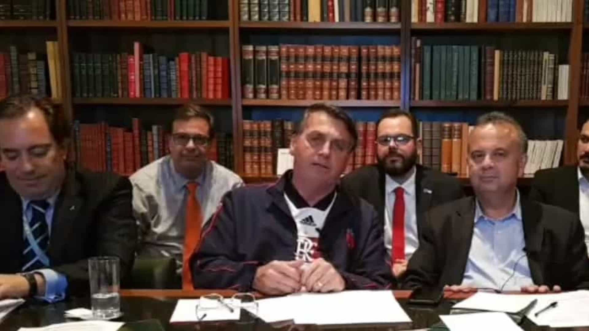 Bolsonaro sobrevoará SC no sábado para ver estragos do ciclone bomba