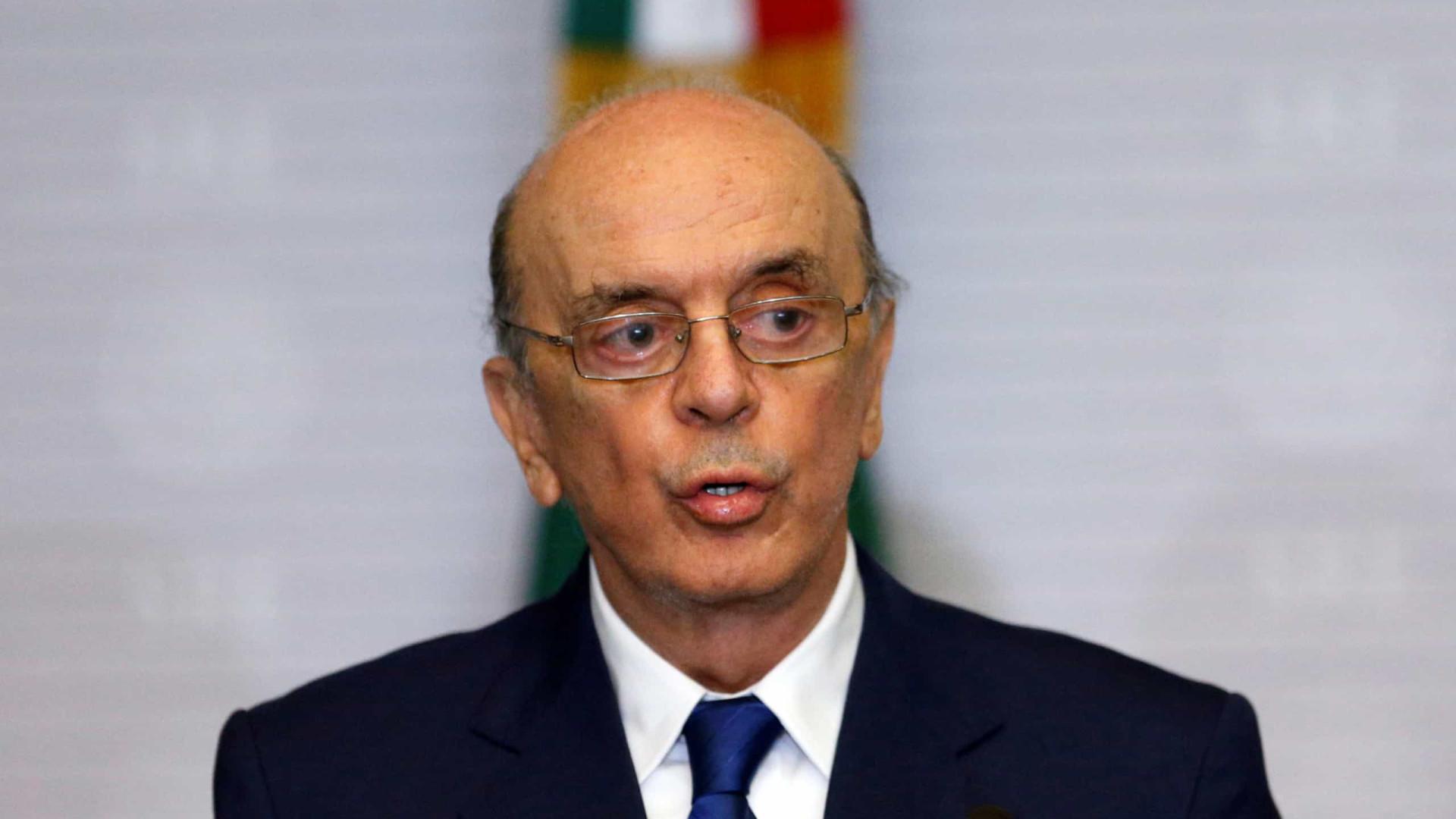 Dez delatores da Odebrecht, Andrade Gutierrez e OAS entregaram Serra