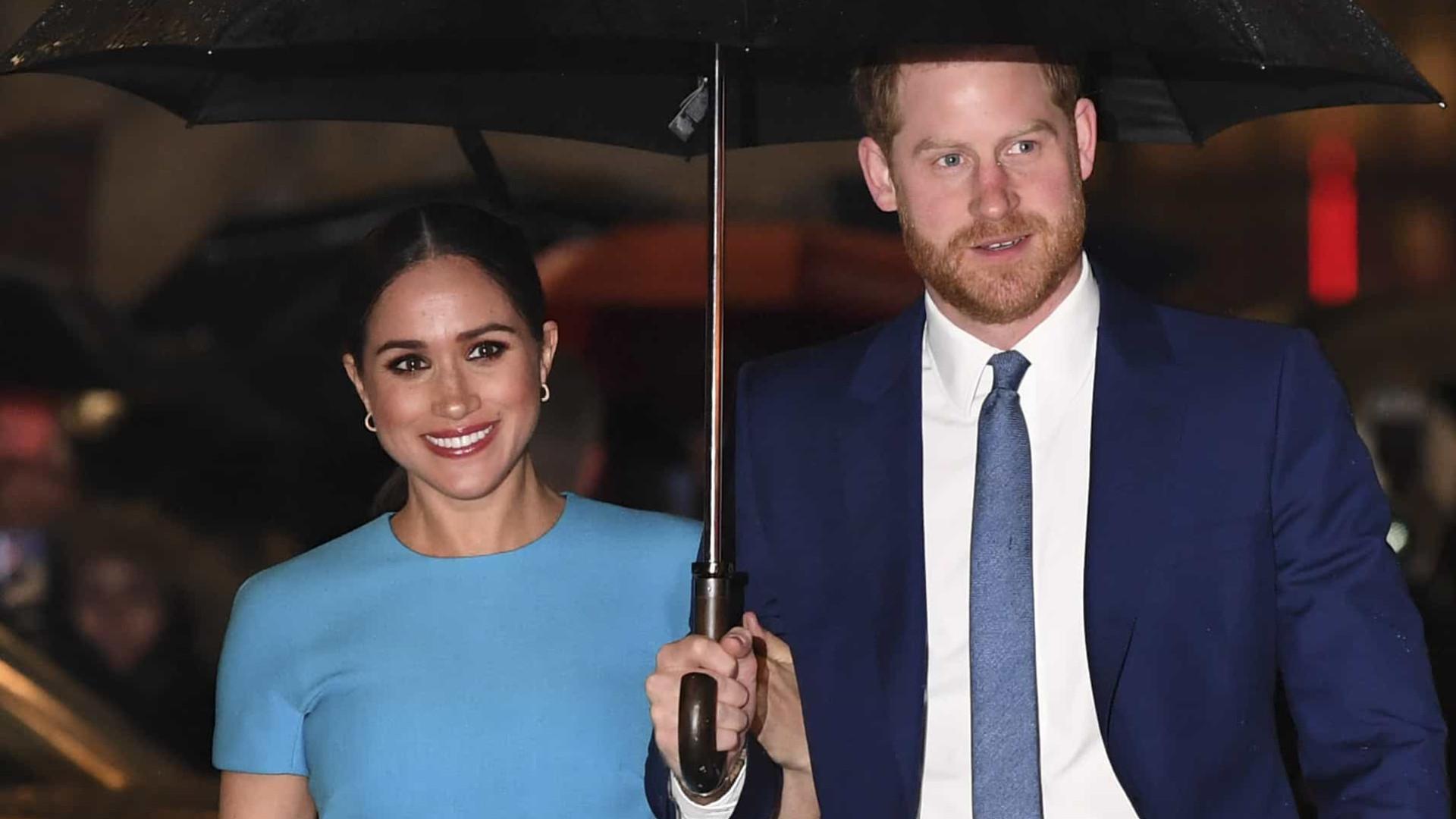 Harry e Meghan Markle não se arrependem de se terem afastado da realeza