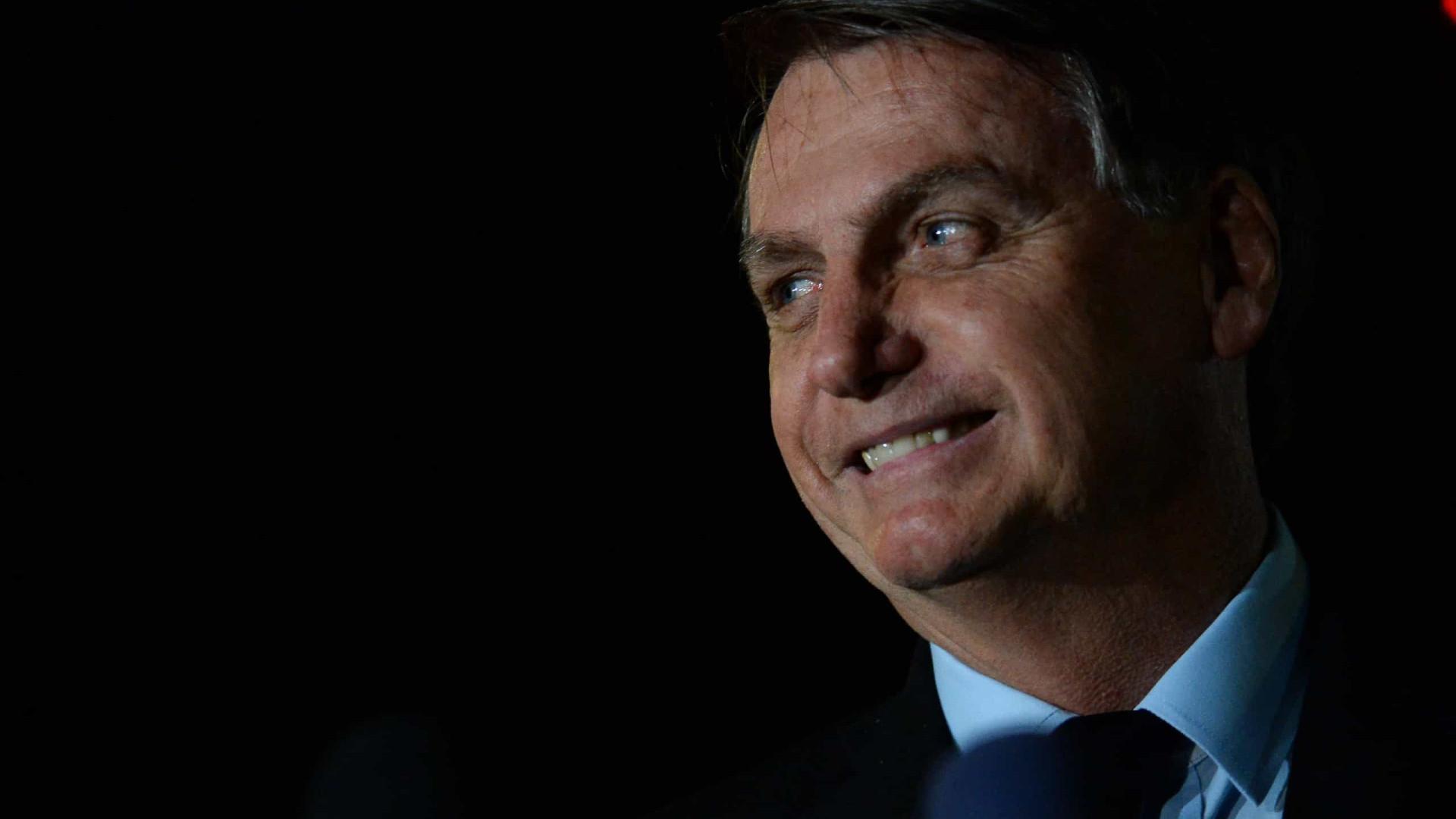 Avaliação positiva de Bolsonaro sobe de 29% para 40% em setembro