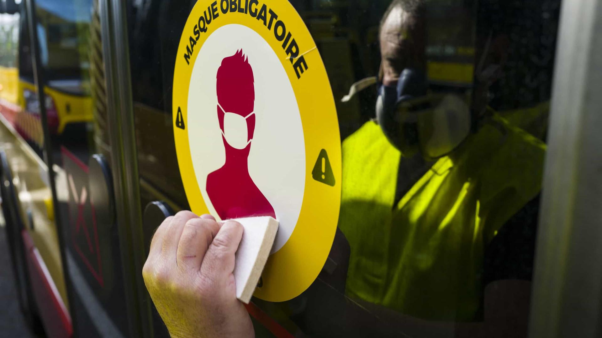 Motorista agredido por causa do uso de máscara tem morte cerebral