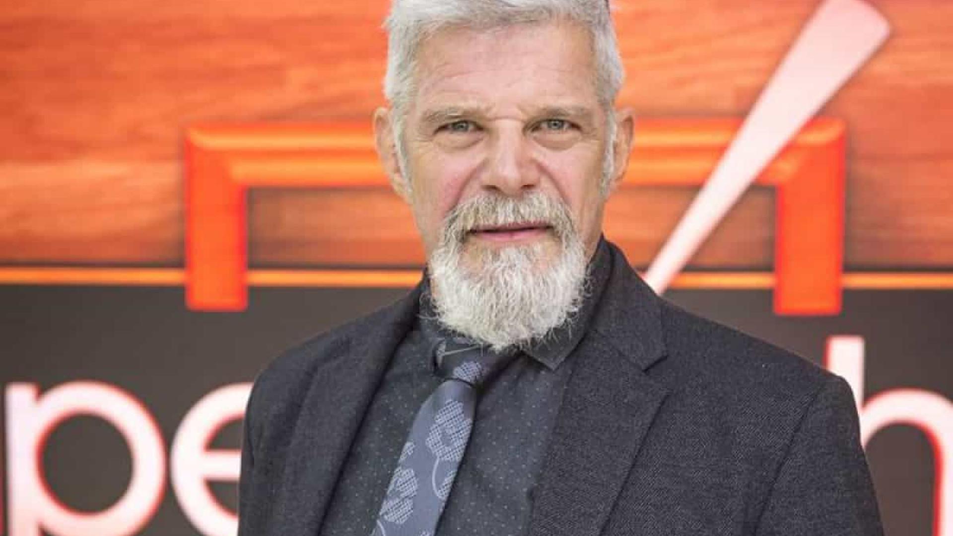 Raul Gazolla diz que se revoltou após ter sofrido quatro infartos
