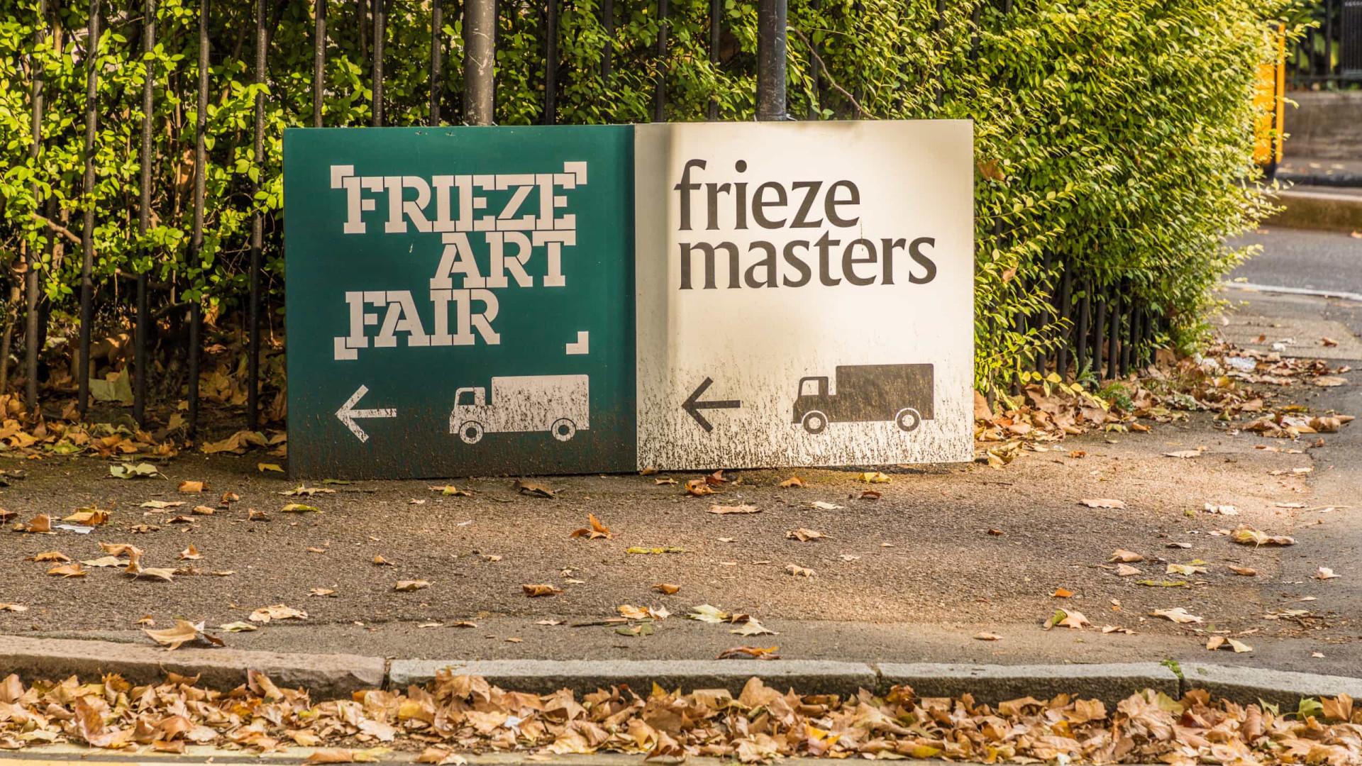 Frieze cancela feiras de arte em Londres por causa do coronavírus