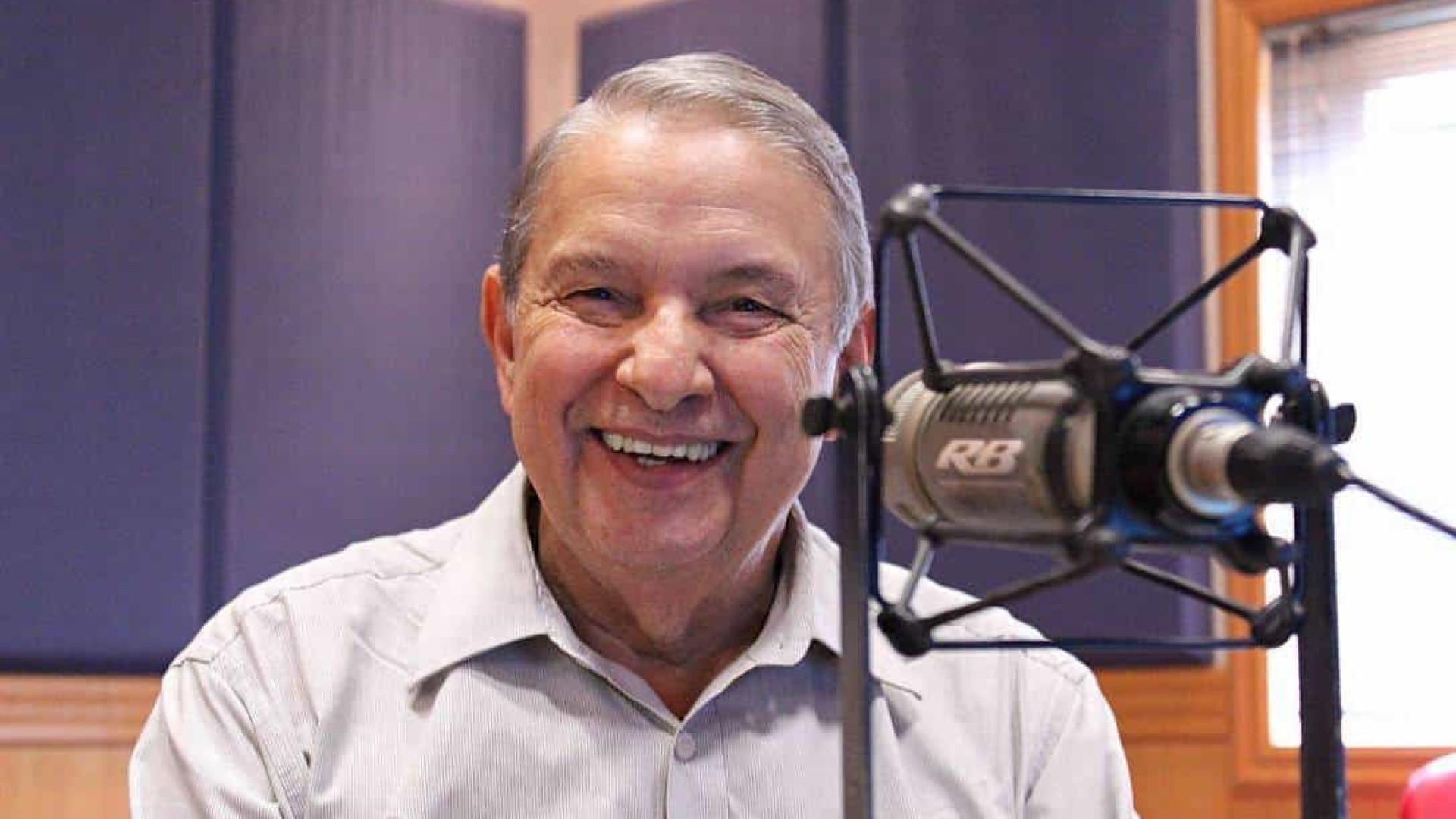 Jornalista e radialista José Paulo de Andrade morre com covid-19