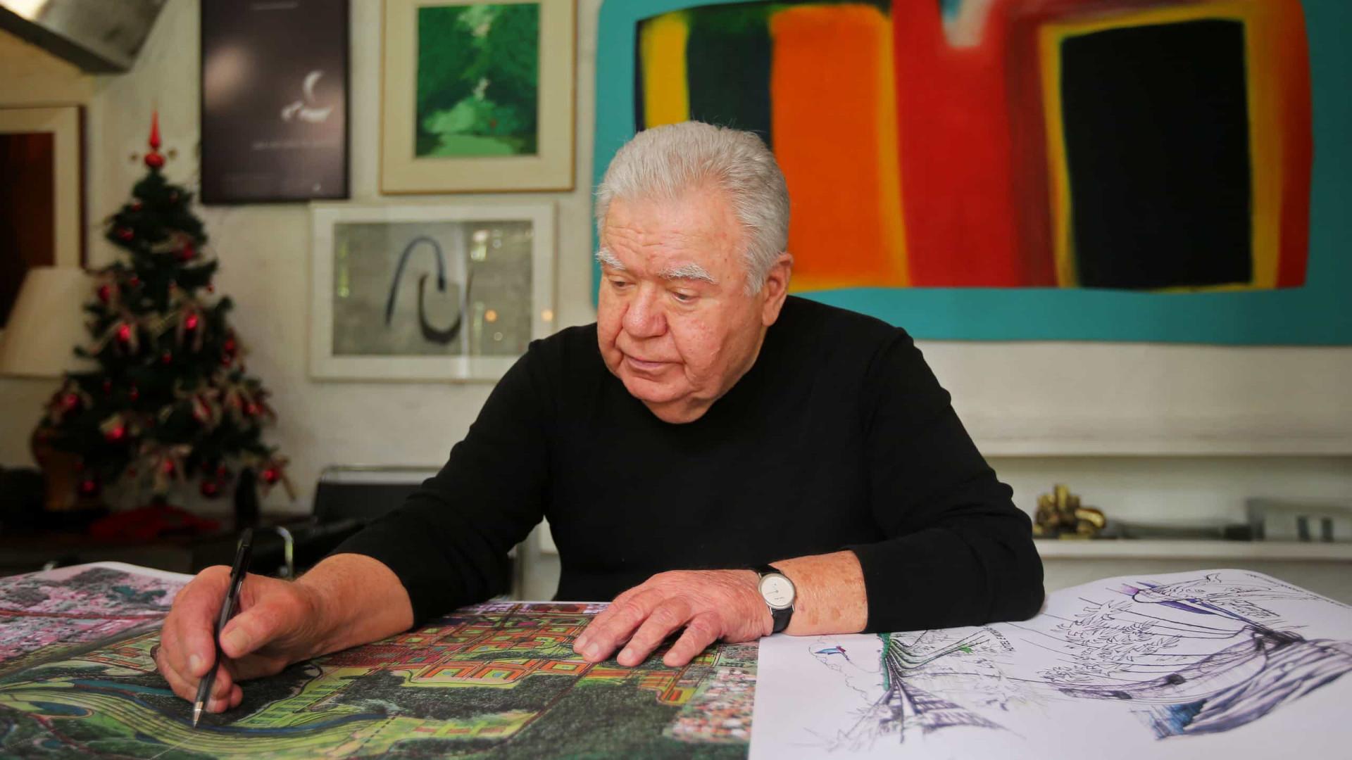 Morre aos 84 anos o ex-governador do Paraná Jaime Lerner