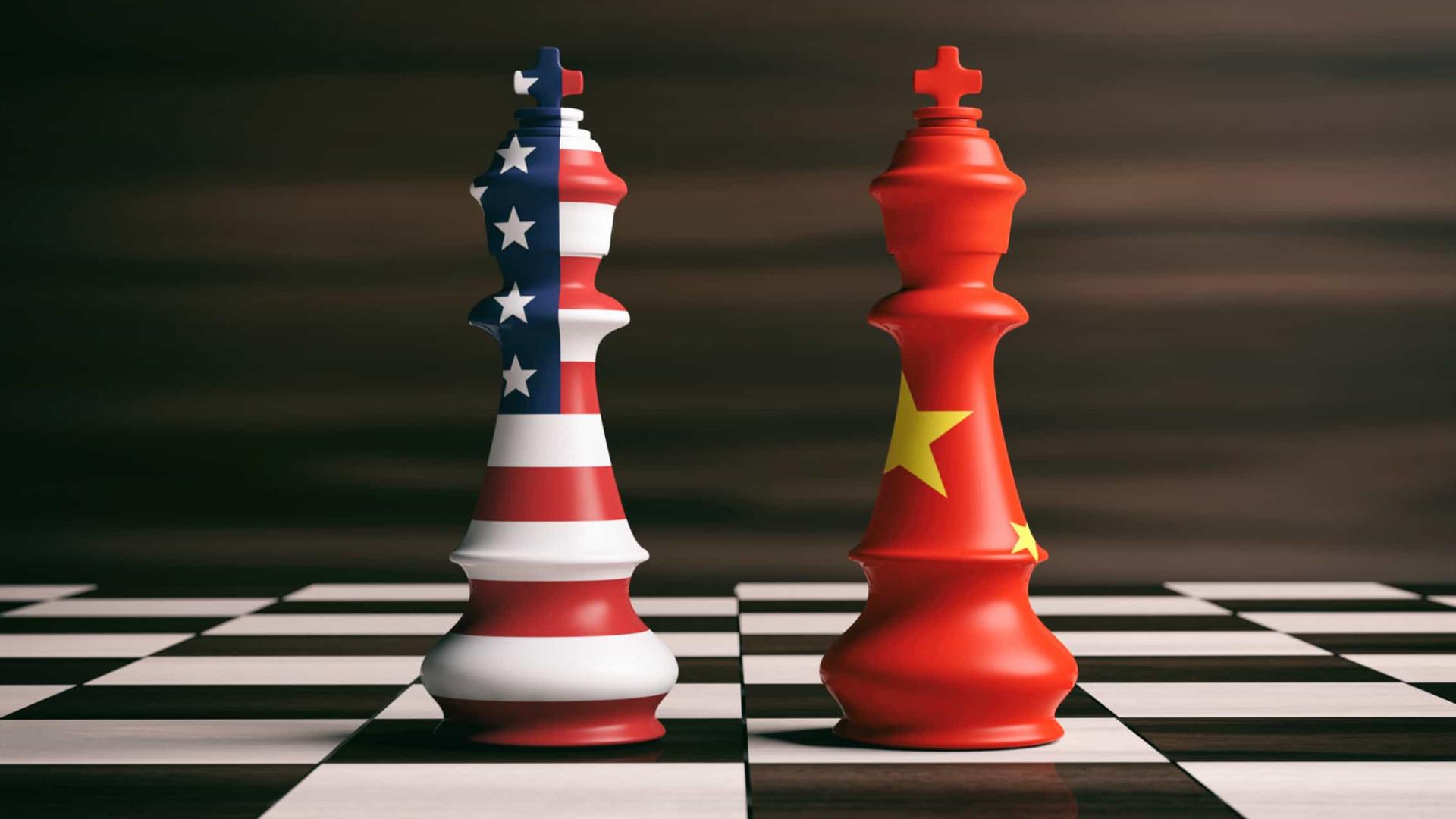 Economia e EUA desafiam a China em seu plano para o pós-pandemia