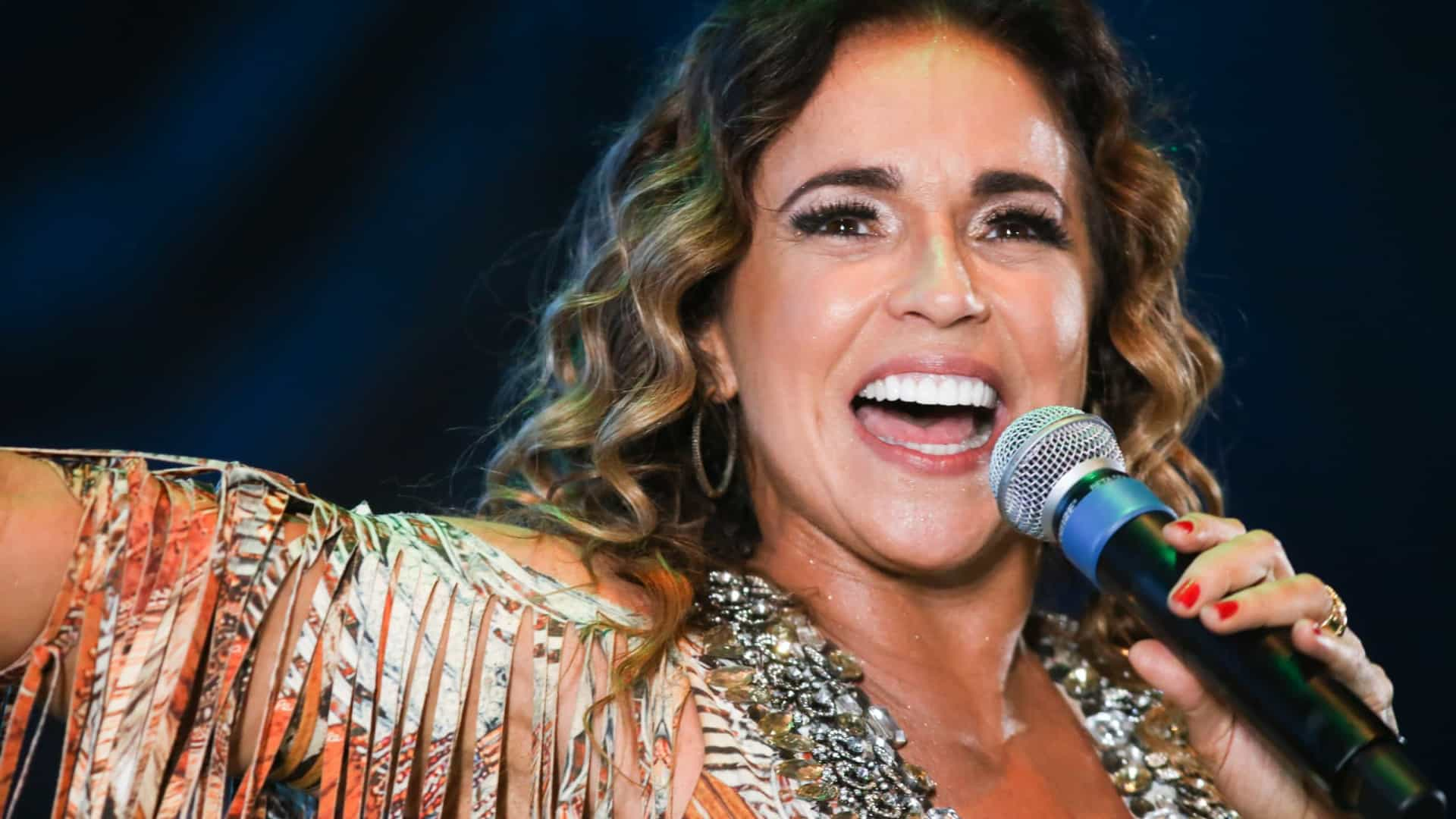 Live de Daniela Mercury é eleita uma das 10 melhores pelo jornal NYT