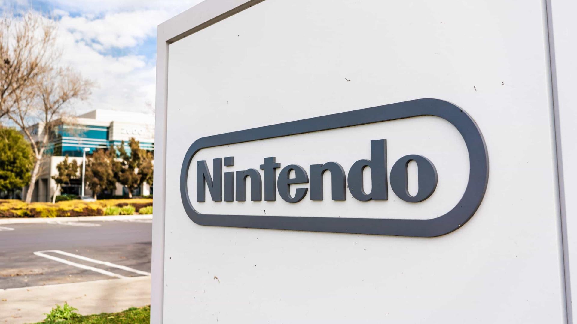 Nintendo quer expandir empresa para além dos videogames