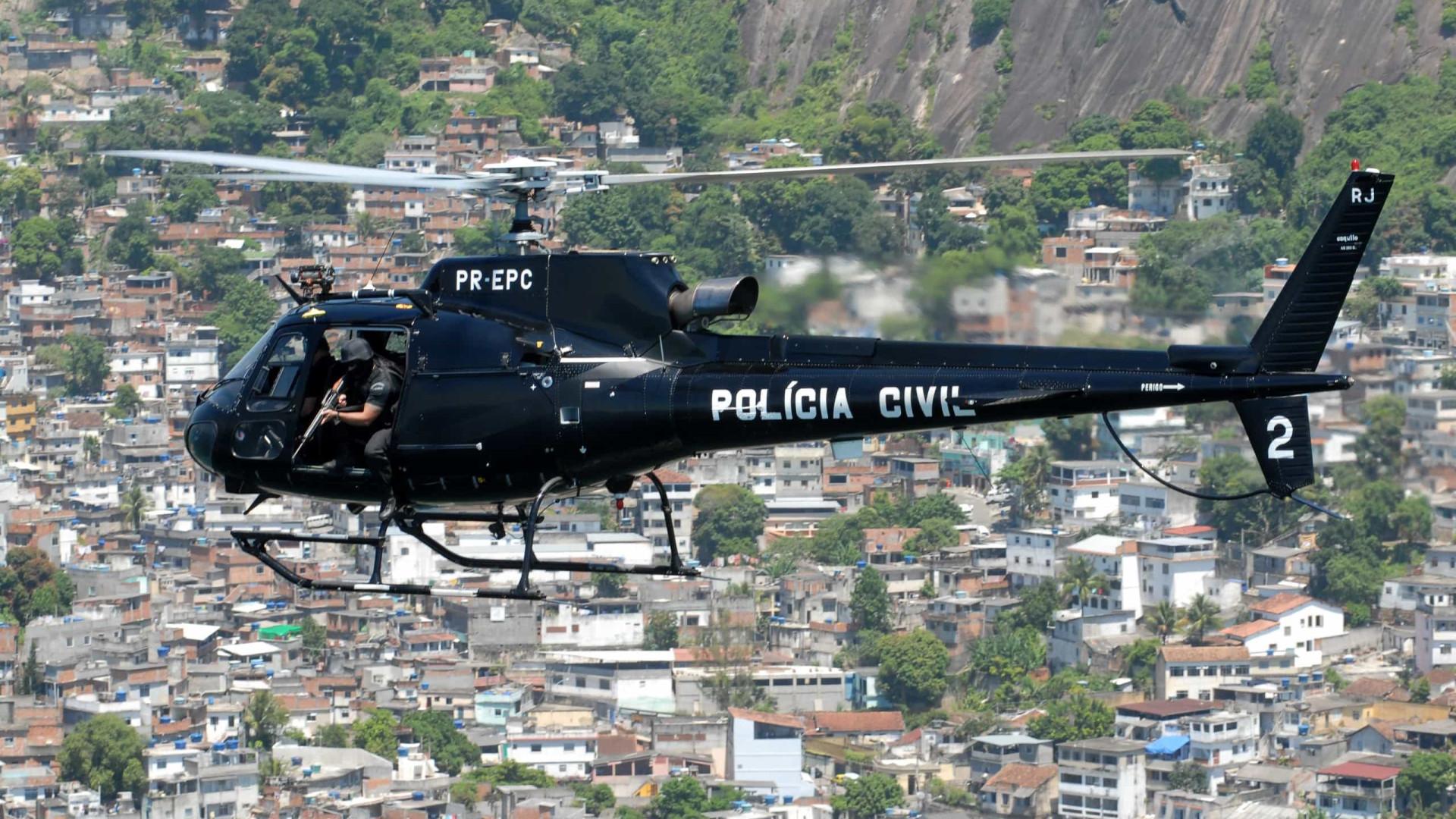 Suspensão de operações policiais no Rio reduz mortes em mais de 70%