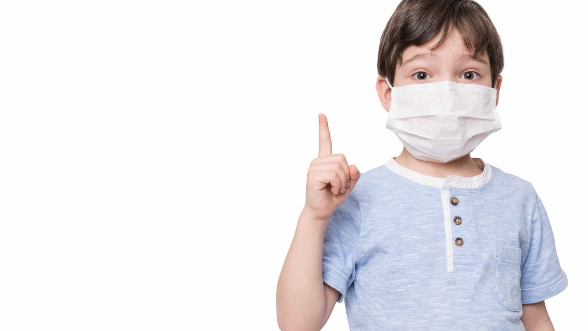 Crianças têm atraso na fala e maior dependência dos pais na pandemia
