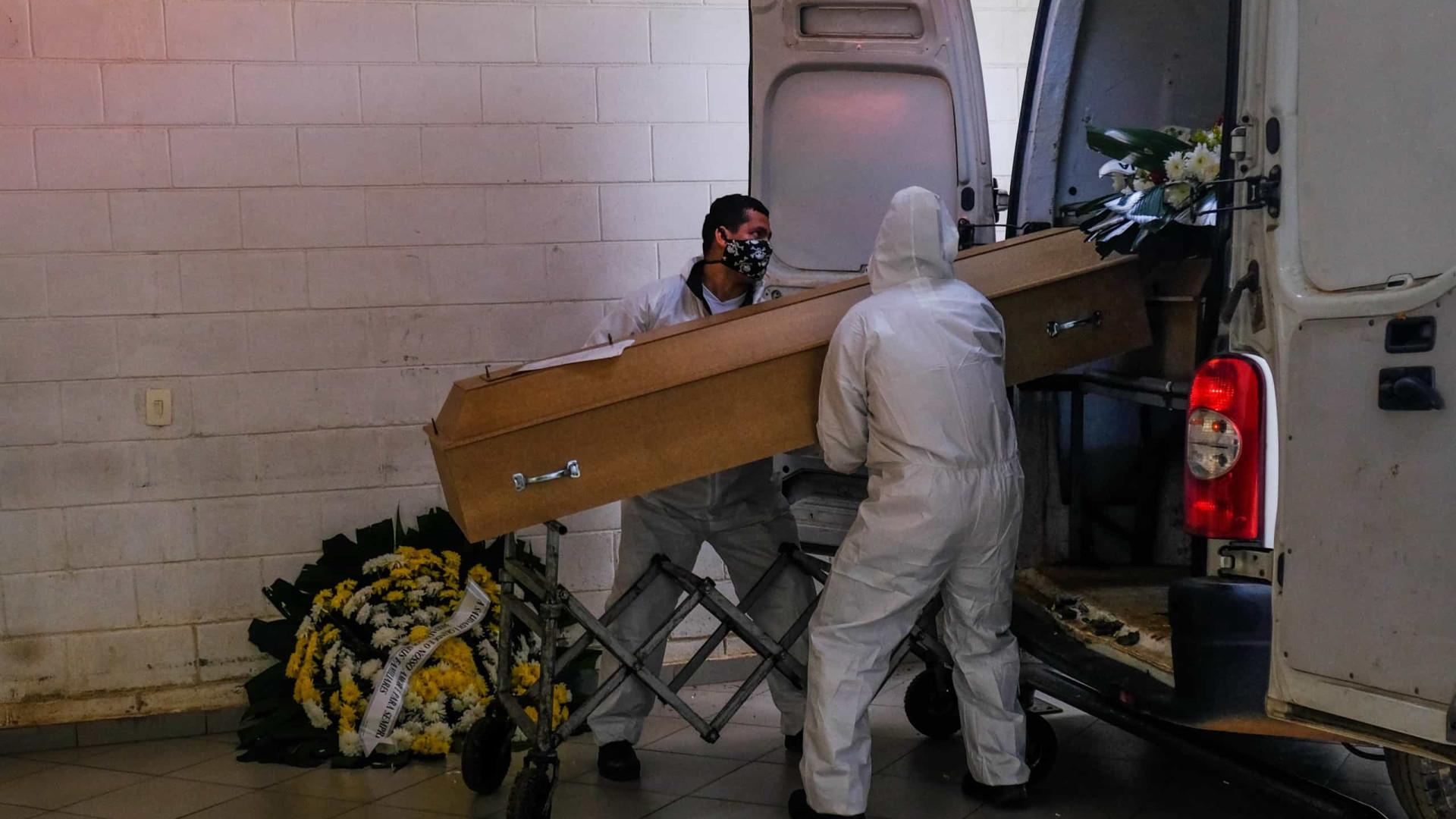 Brasil já soma ao menos 9 prefeitos mortos pelo novo coronavírus