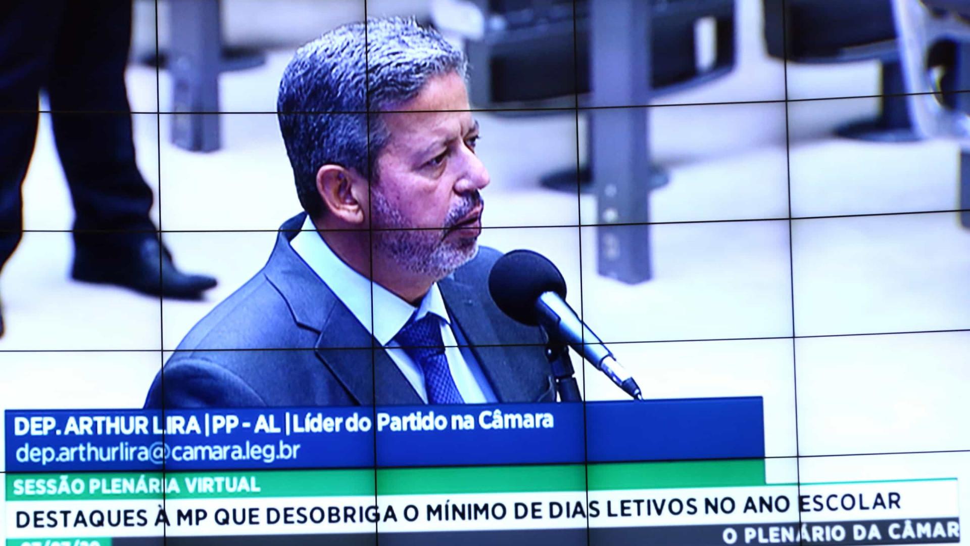 Lira diz que pauta privatização da Eletrobras se proposta tiver apoio da maioria